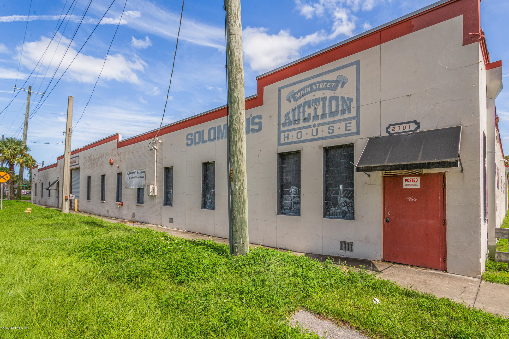 2301 MAIN, JACKSONVILLE, FLORIDA 32206, ,Commercial,For sale,MAIN,1074870