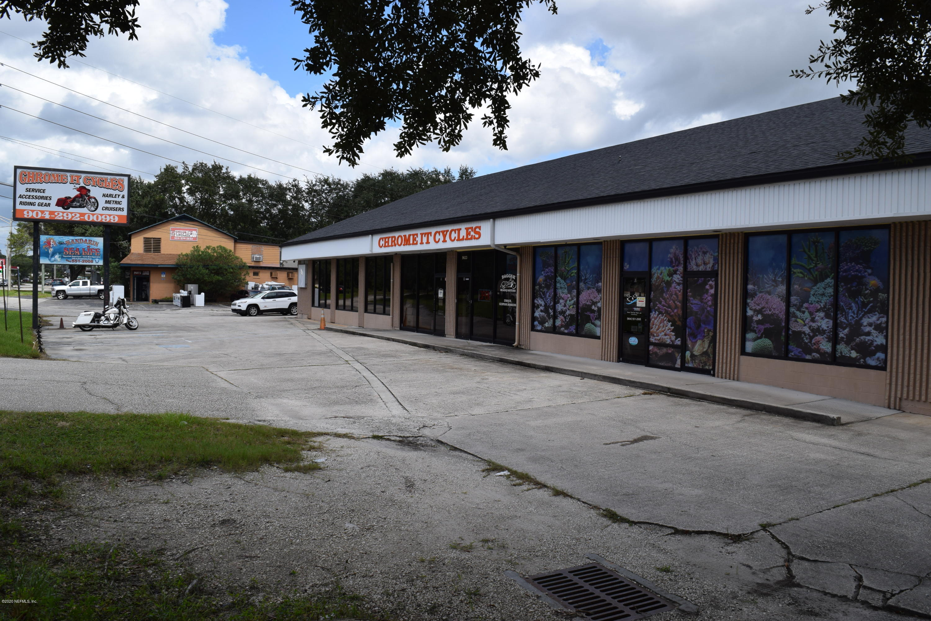 9633 OLD ST AUGUSTINE, JACKSONVILLE, FLORIDA 32257, ,Commercial,For sale,OLD ST AUGUSTINE,1074804