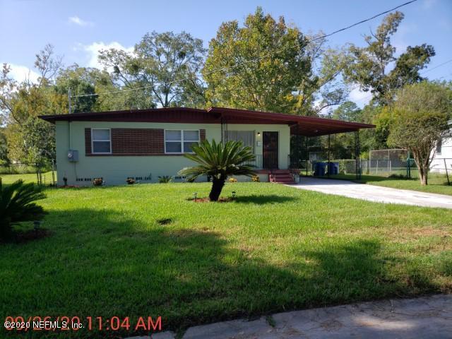 2756 CALLOWAY, JACKSONVILLE, FLORIDA 32209, 3 Bedrooms Bedrooms, ,1 BathroomBathrooms,Rental,For Rent,CALLOWAY,1075274