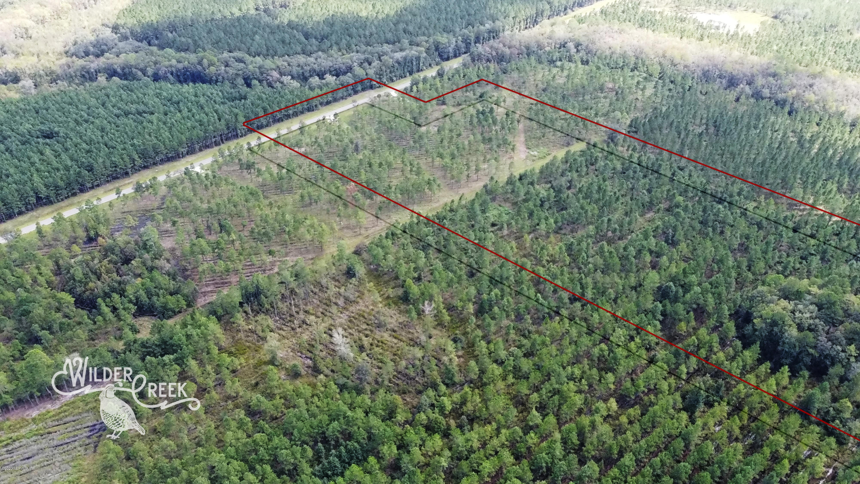 0 MIDDLE, HILLIARD, FLORIDA 32046, ,Vacant land,For sale,MIDDLE,1075681