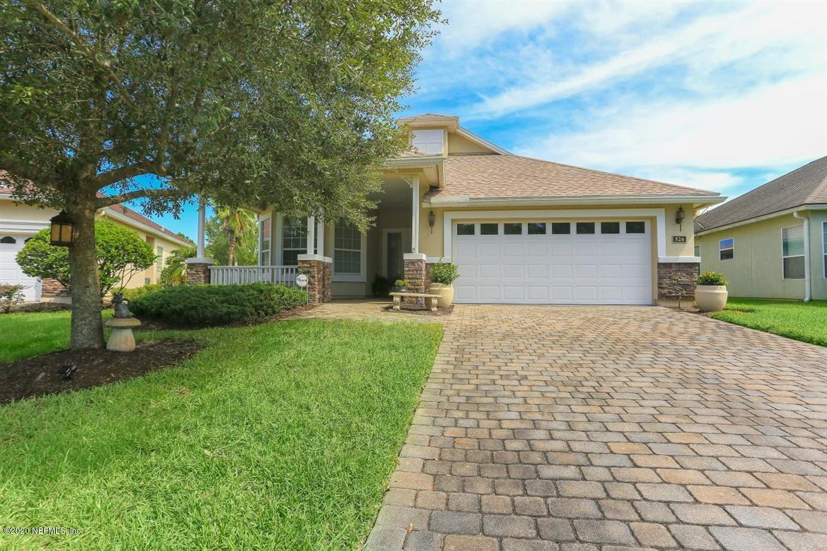 526 OLYMPIC, ST AUGUSTINE, FLORIDA 32092, 2 Bedrooms Bedrooms, ,2 BathroomsBathrooms,Residential,For sale,OLYMPIC,1076103