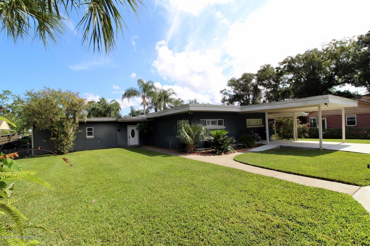 2007 UNIVERSITY, JACKSONVILLE, FLORIDA 32216, 4 Bedrooms Bedrooms, ,3 BathroomsBathrooms,Residential,For sale,UNIVERSITY,1077062