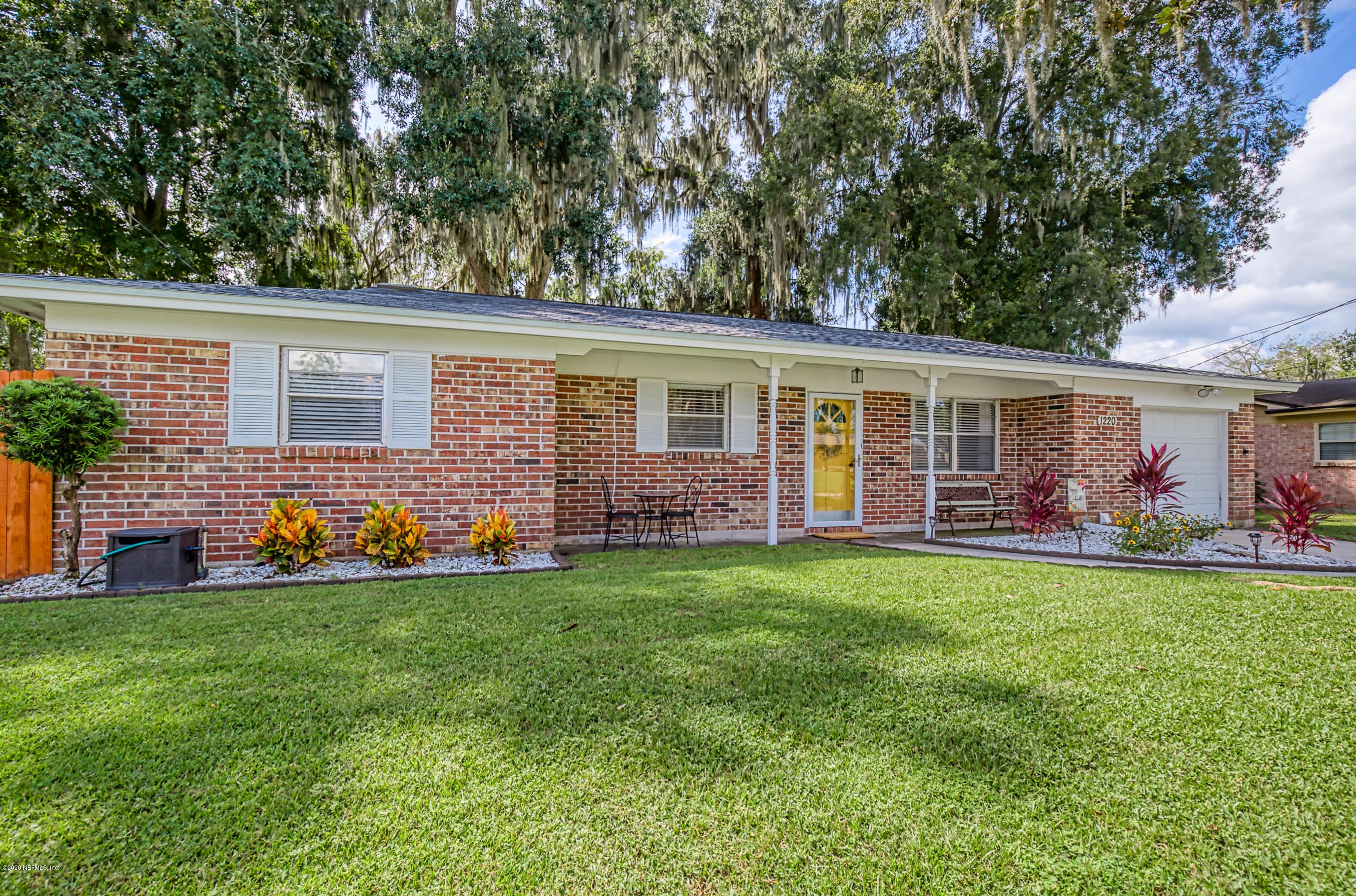 1220 ARBOR, ORANGE PARK, FLORIDA 32073, 4 Bedrooms Bedrooms, ,2 BathroomsBathrooms,Residential,For sale,ARBOR,1077159