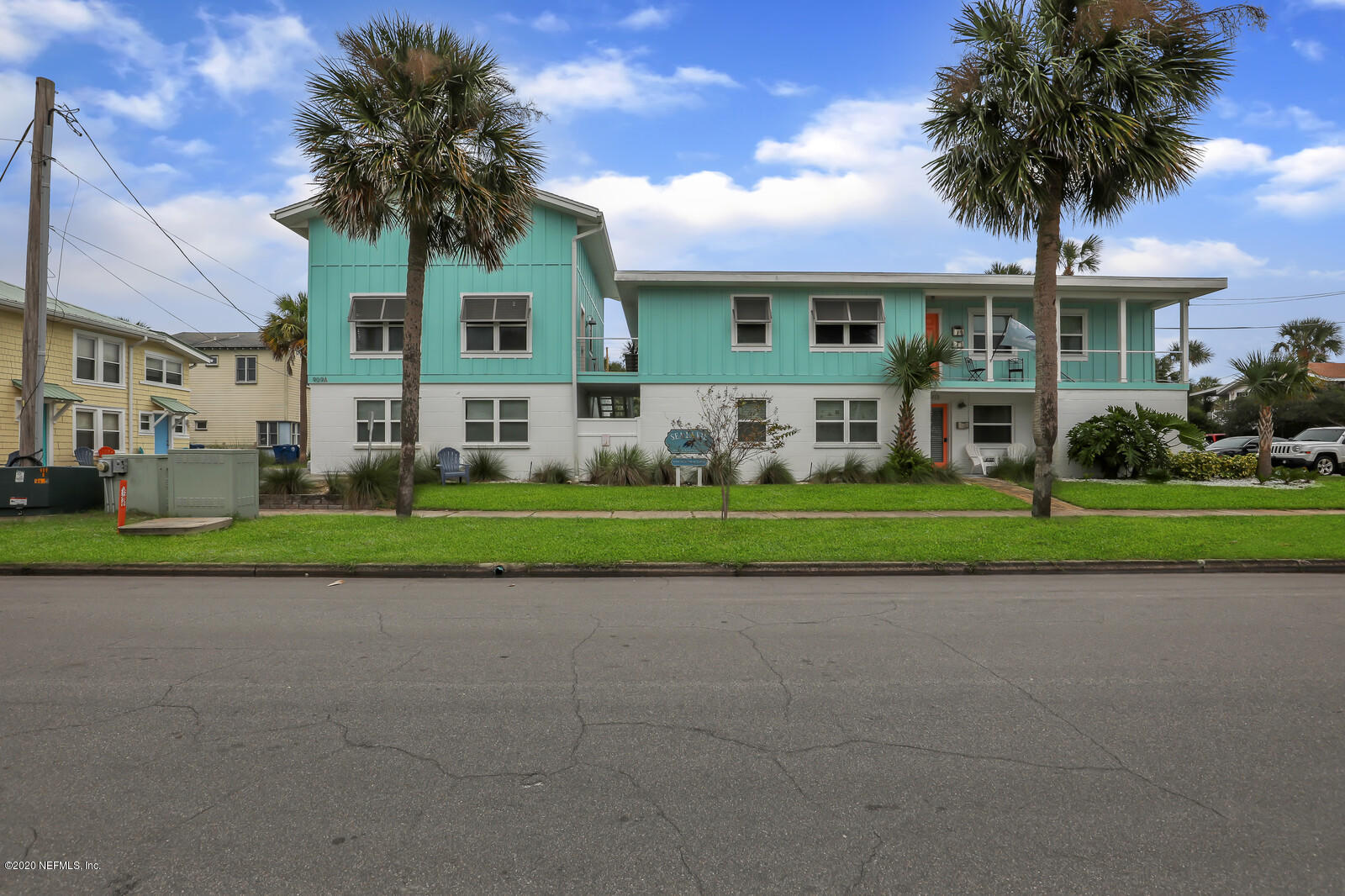 909 1ST, NEPTUNE BEACH, FLORIDA 32266, 10 Bedrooms Bedrooms, ,5 BathroomsBathrooms,Investment / MultiFamily,For sale,1ST,1077193