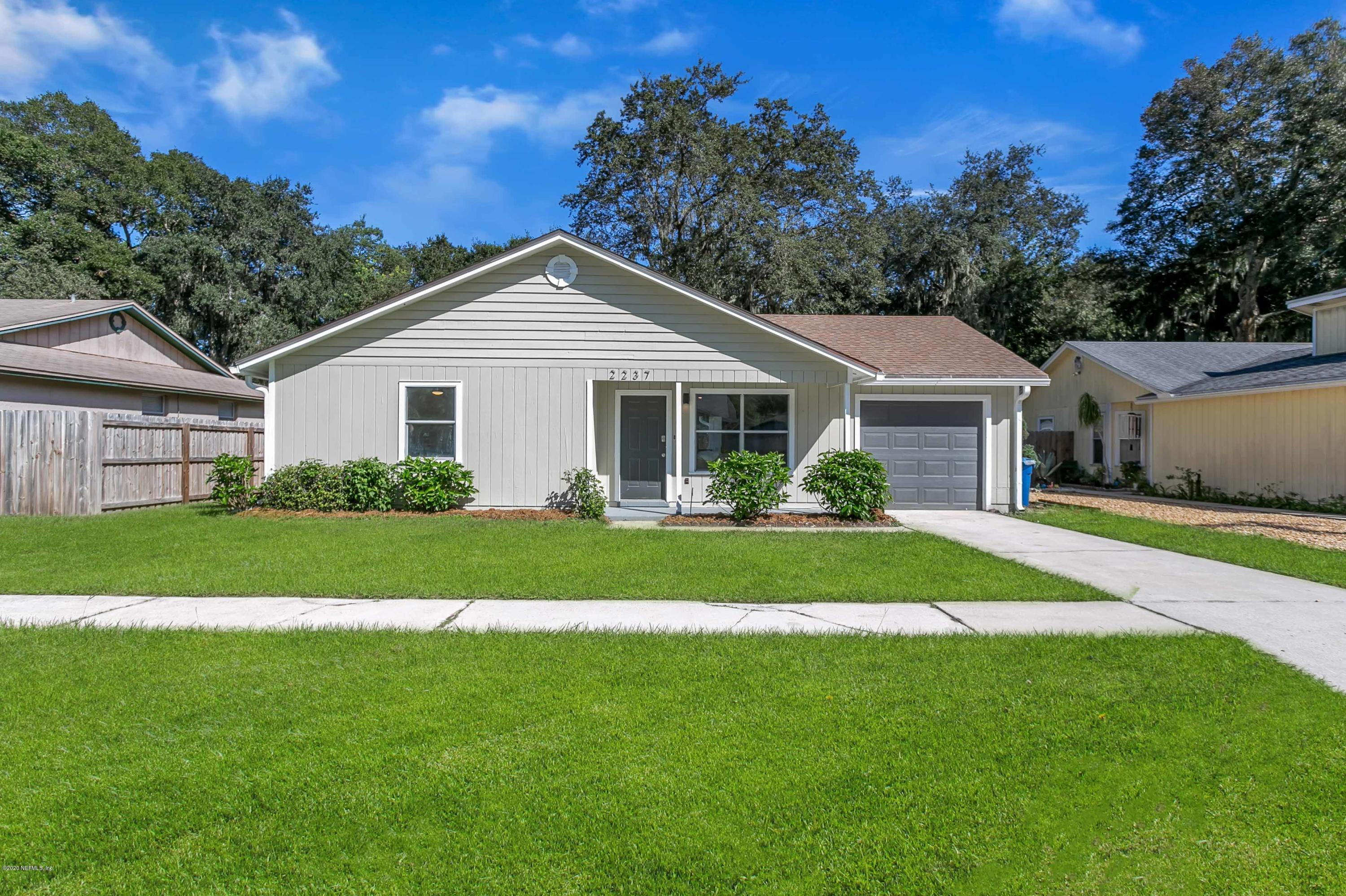 2237 CYPRESS LANDING, JACKSONVILLE, FLORIDA 32233, 4 Bedrooms Bedrooms, ,2 BathroomsBathrooms,Residential,For sale,CYPRESS LANDING,1077452
