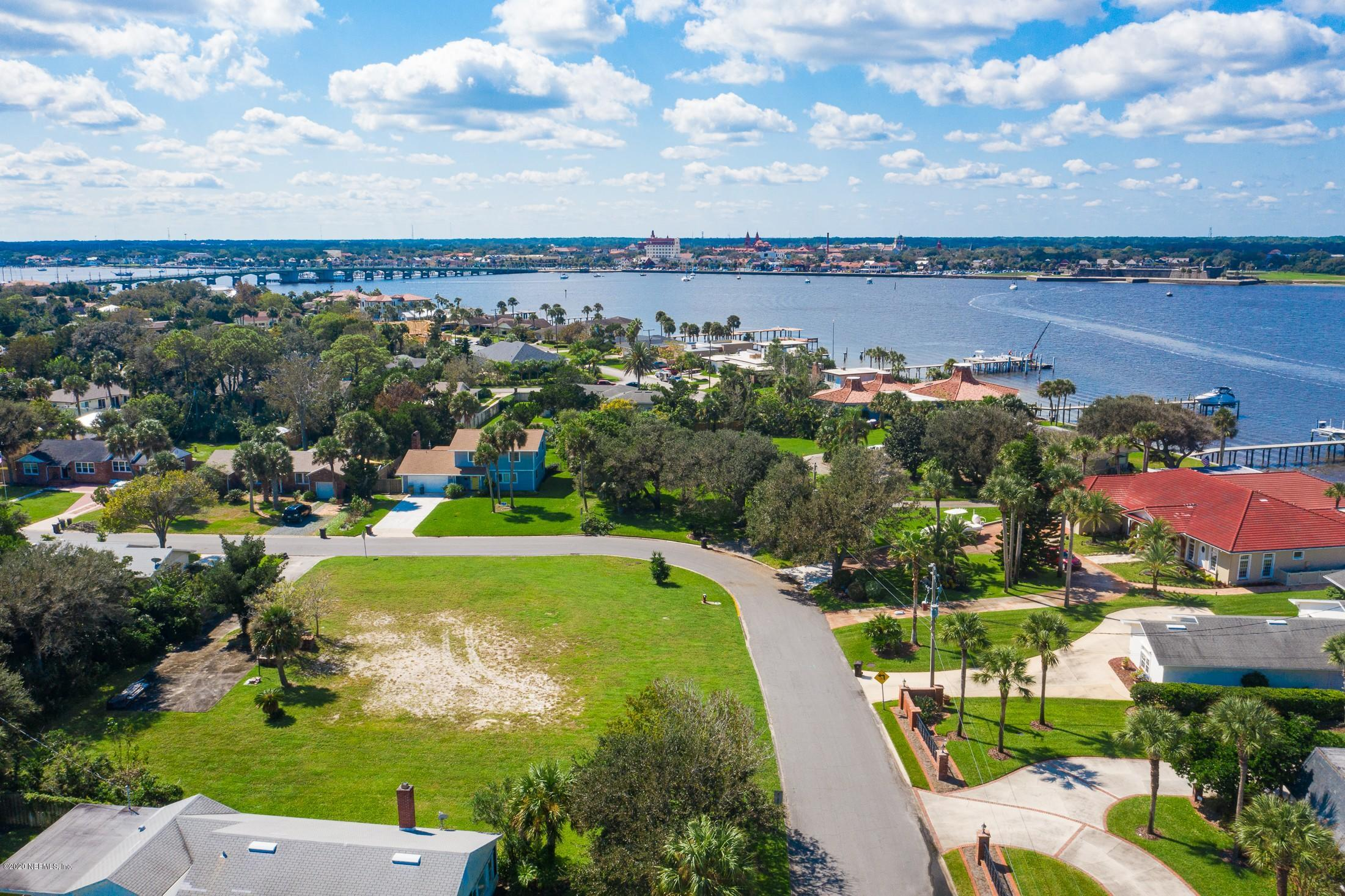 208 INLET, ST AUGUSTINE, FLORIDA 32080, ,Vacant land,For sale,INLET,1077919