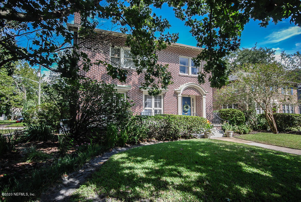 1321 AVONDALE, JACKSONVILLE, FLORIDA 32205, 4 Bedrooms Bedrooms, ,2 BathroomsBathrooms,Residential,For sale,AVONDALE,1078465