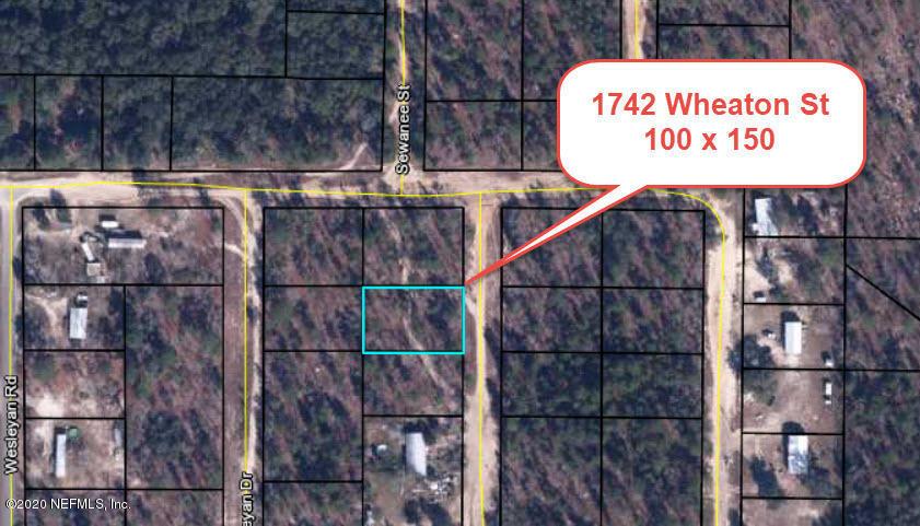 7142 WHEATON, KEYSTONE HEIGHTS, FLORIDA 32656, ,Vacant land,For sale,WHEATON,1080003