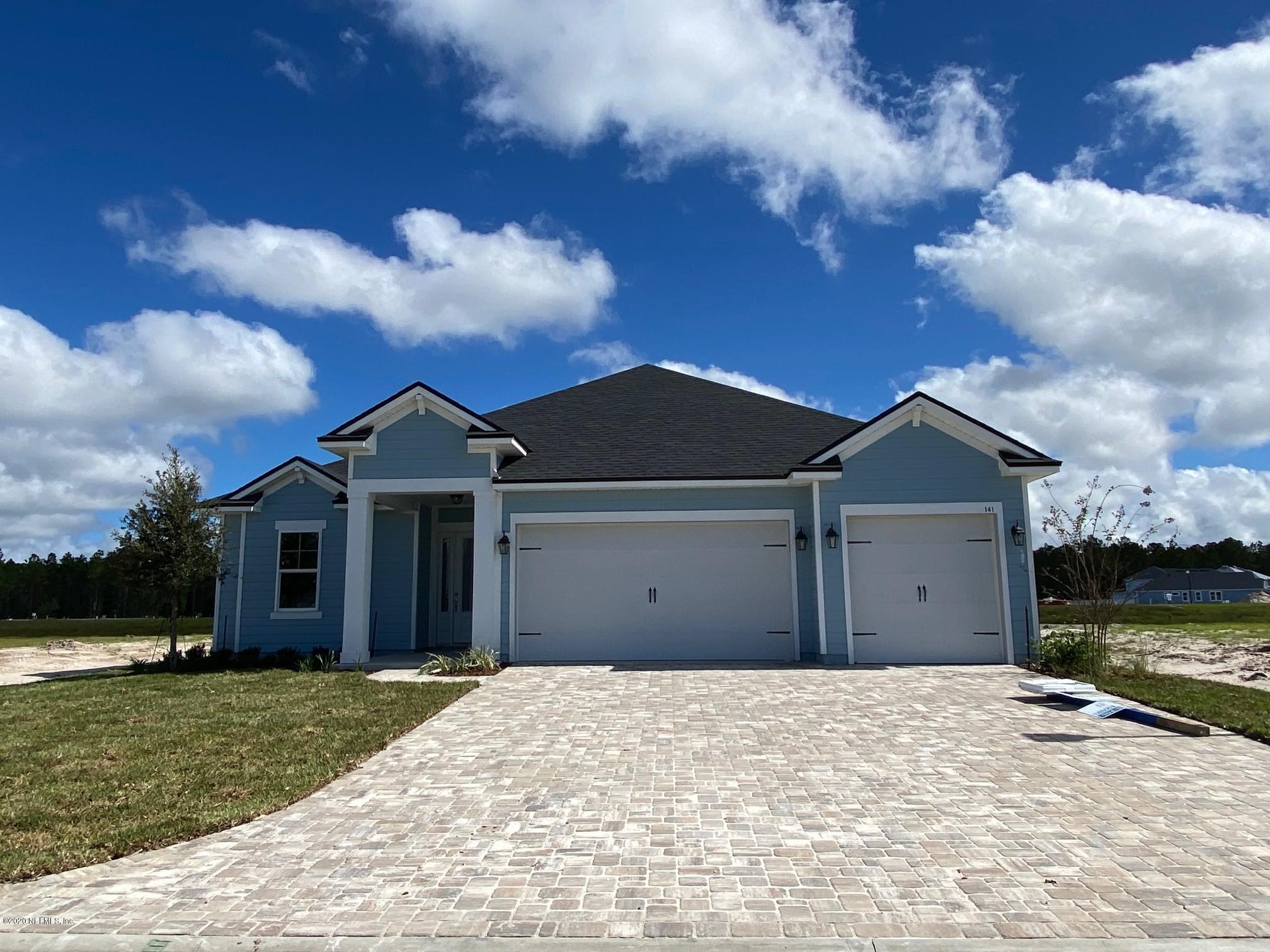 141 TARTAN, ST AUGUSTINE, FLORIDA 32092, 4 Bedrooms Bedrooms, ,2 BathroomsBathrooms,Residential,For sale,TARTAN,1036158