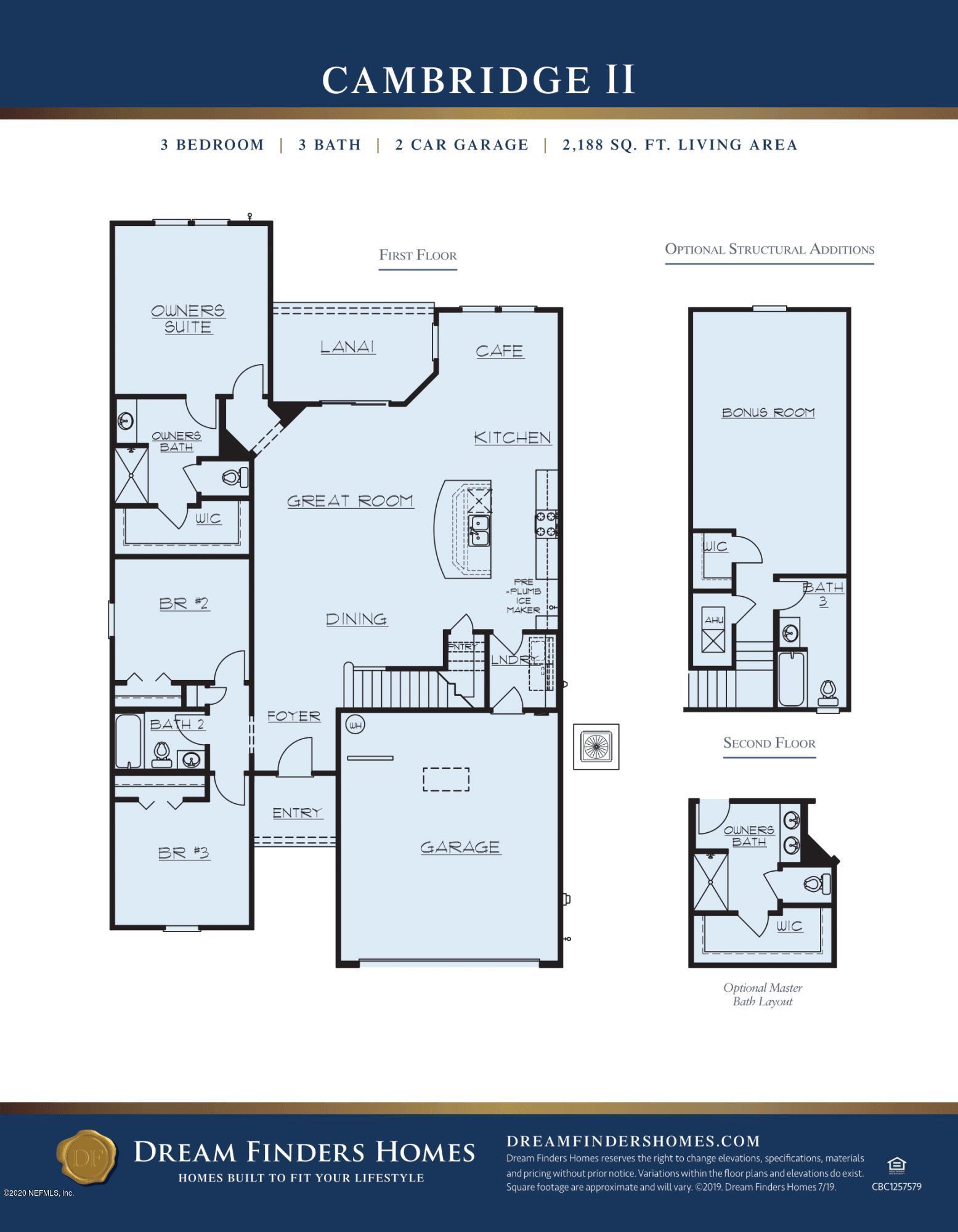 207 MEADOW RIDGE, ST AUGUSTINE, FLORIDA 32092, 3 Bedrooms Bedrooms, ,3 BathroomsBathrooms,Residential,For sale,MEADOW RIDGE,1080089