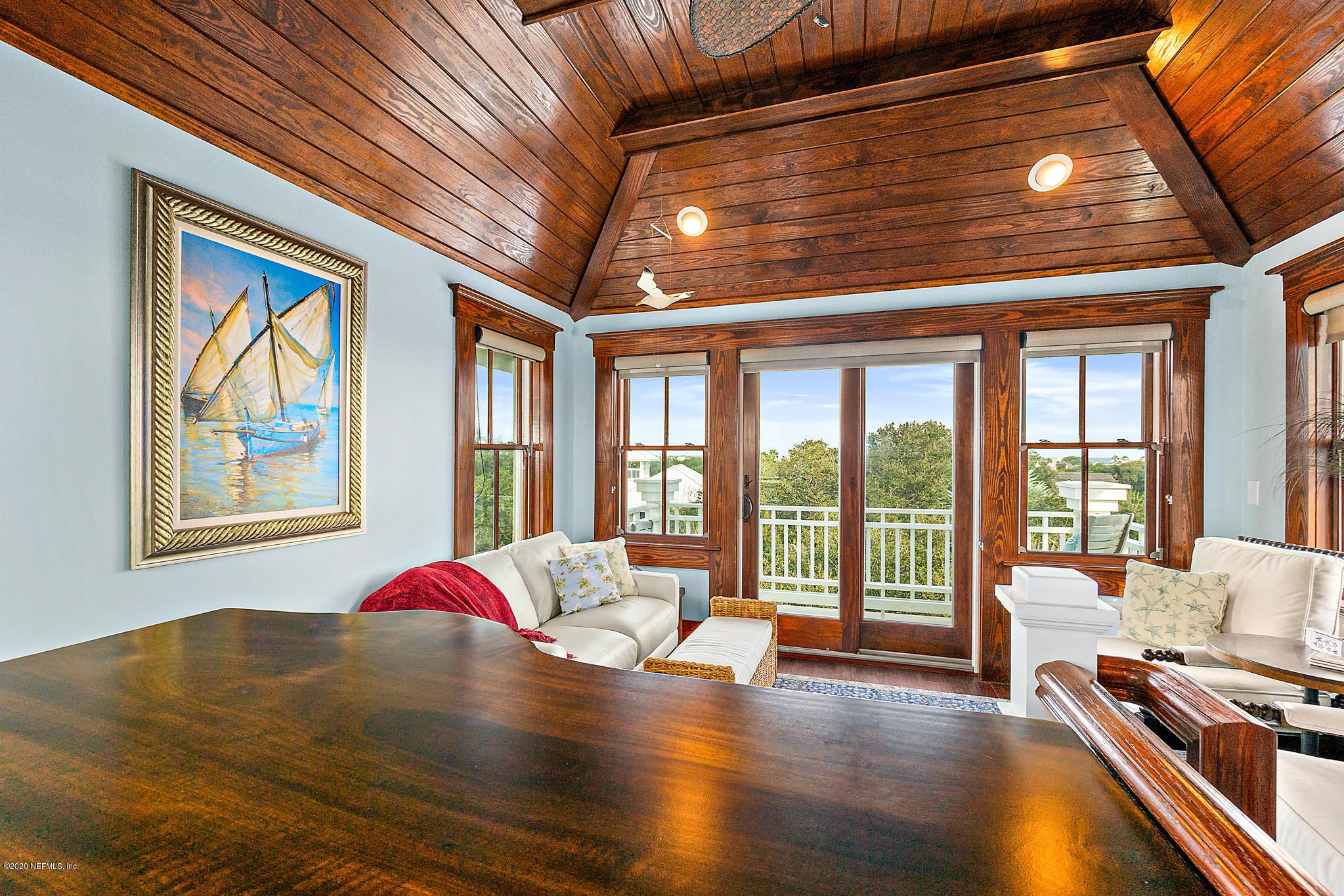 923 OCEAN PALM, ST AUGUSTINE BEACH, FLORIDA 32080, 4 Bedrooms Bedrooms, ,4 BathroomsBathrooms,Residential,For sale,OCEAN PALM,1080319