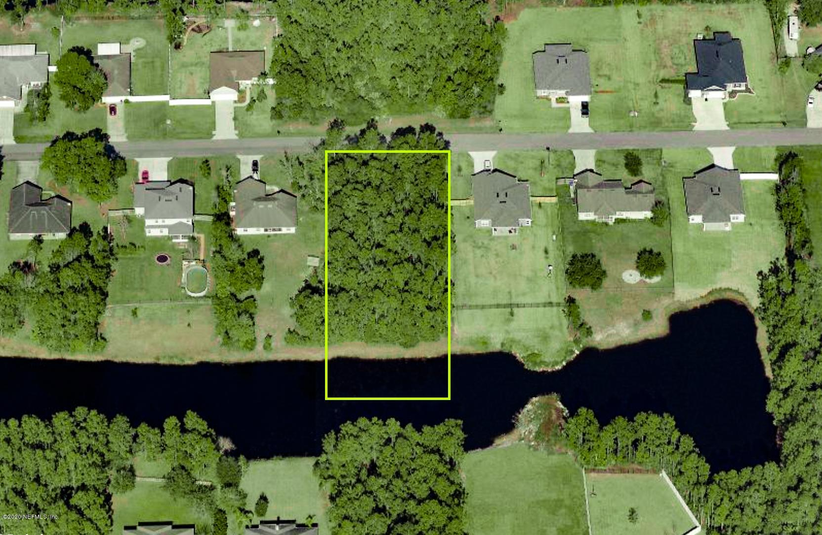 317 CRYSTAL LAKE, ST AUGUSTINE, FLORIDA 32084, ,Vacant land,For sale,CRYSTAL LAKE,1080291