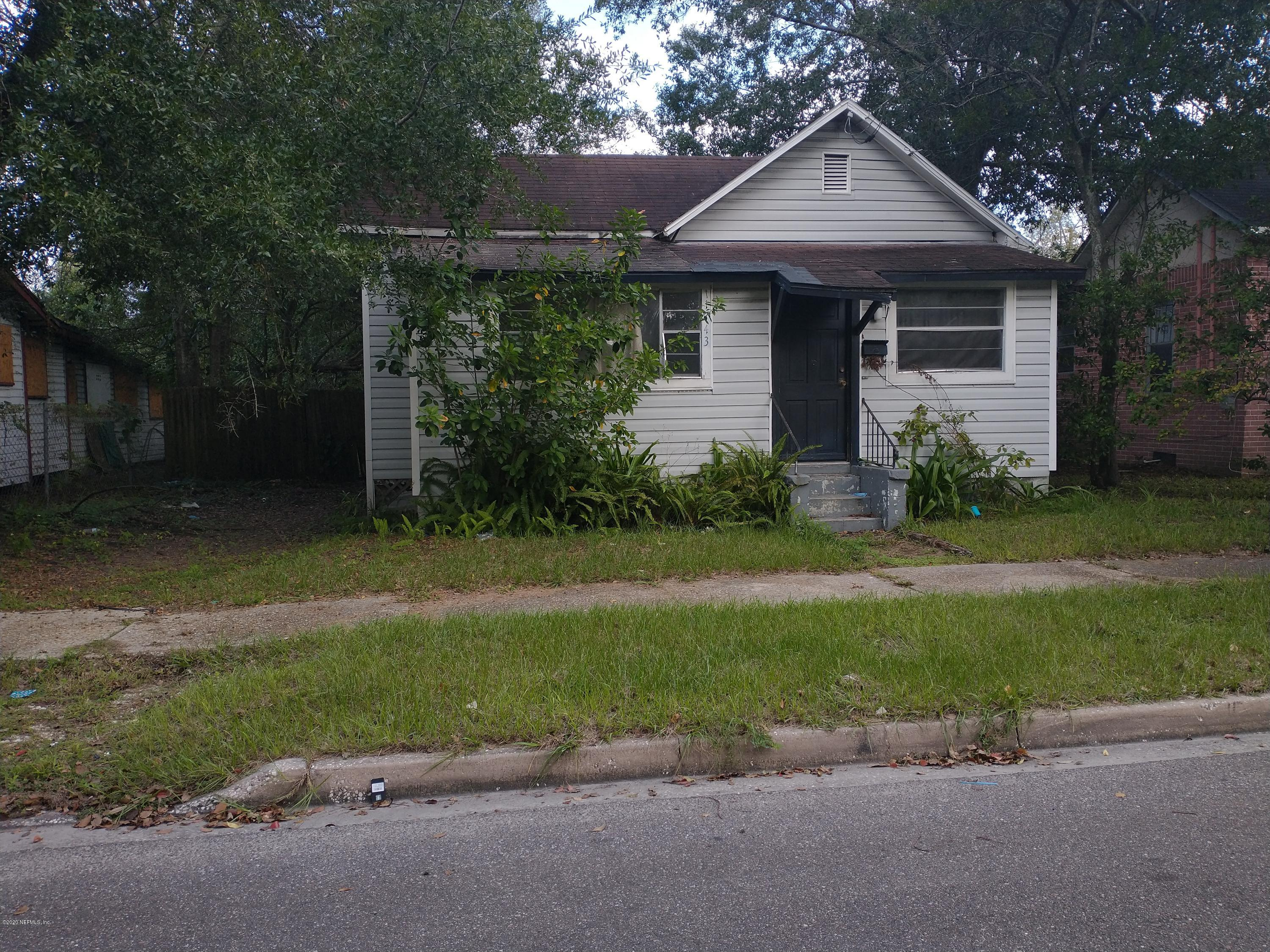 1743 2ND, JACKSONVILLE, FLORIDA 32209, 2 Bedrooms Bedrooms, ,1 BathroomBathrooms,Investment / MultiFamily,For sale,2ND,1080514