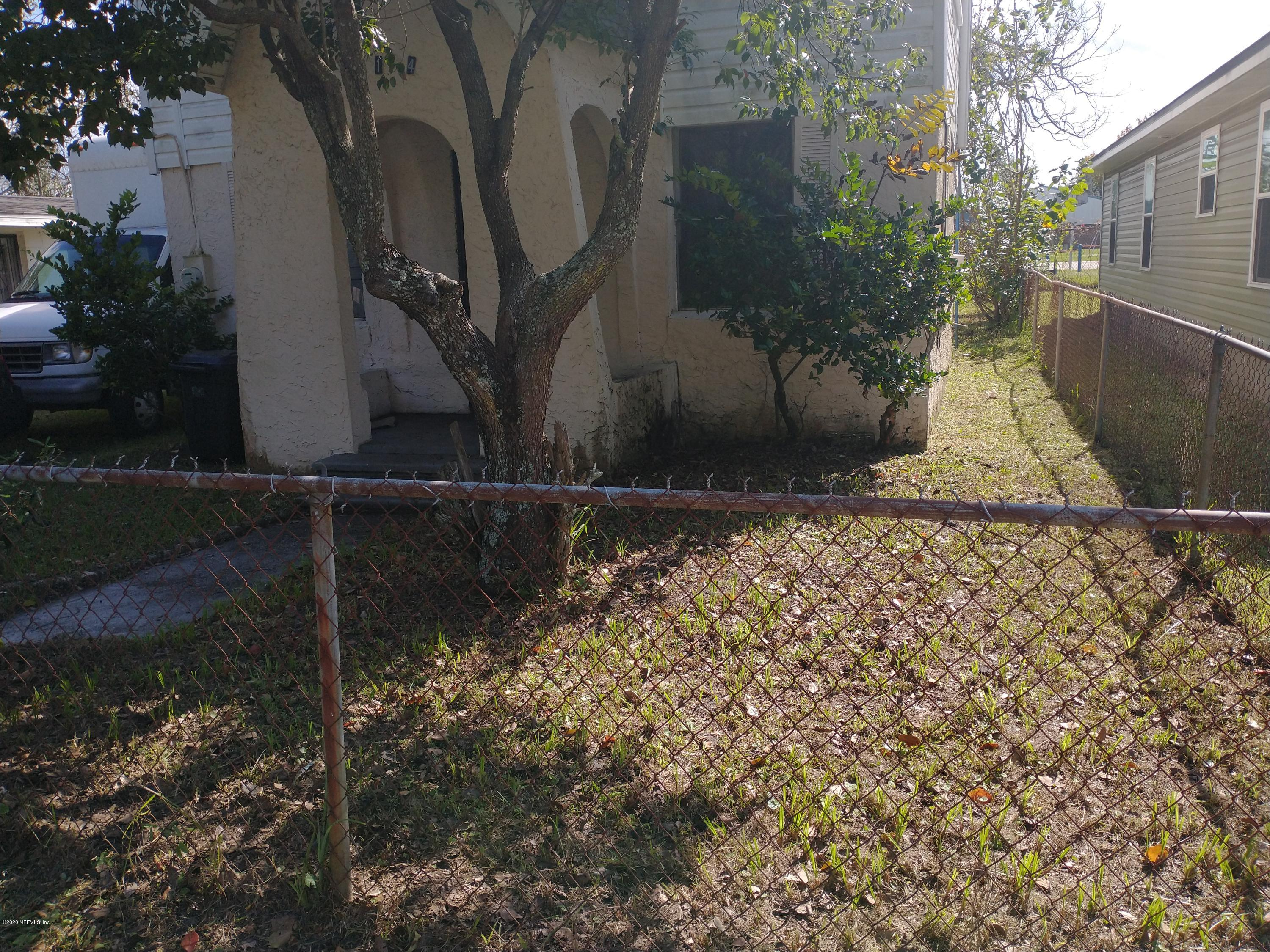 1914 2ND, JACKSONVILLE, FLORIDA 32209, 2 Bedrooms Bedrooms, ,1 BathroomBathrooms,Investment / MultiFamily,For sale,2ND,1080601