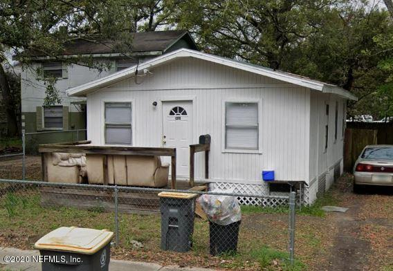 1211 25TH, JACKSONVILLE, FLORIDA 32209, 3 Bedrooms Bedrooms, ,1 BathroomBathrooms,Investment / MultiFamily,For sale,25TH,1080452
