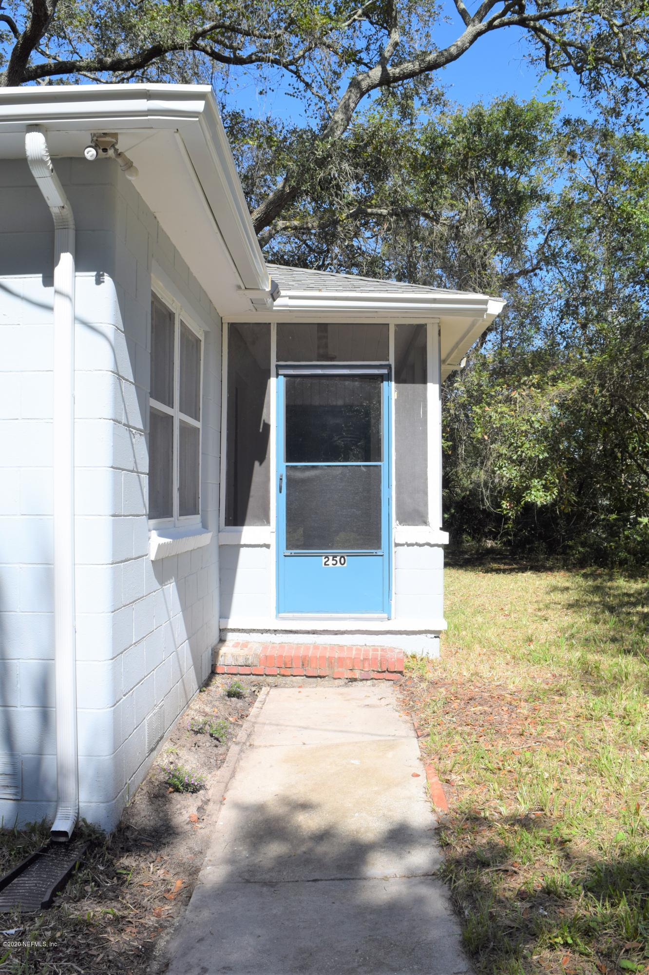250 JASMINE, ATLANTIC BEACH, FLORIDA 32233, 2 Bedrooms Bedrooms, ,1 BathroomBathrooms,Rental,For Rent,JASMINE,1080475