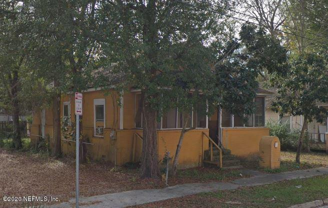 1722 6TH, JACKSONVILLE, FLORIDA 32209, 2 Bedrooms Bedrooms, ,1 BathroomBathrooms,Investment / MultiFamily,For sale,6TH,1080505