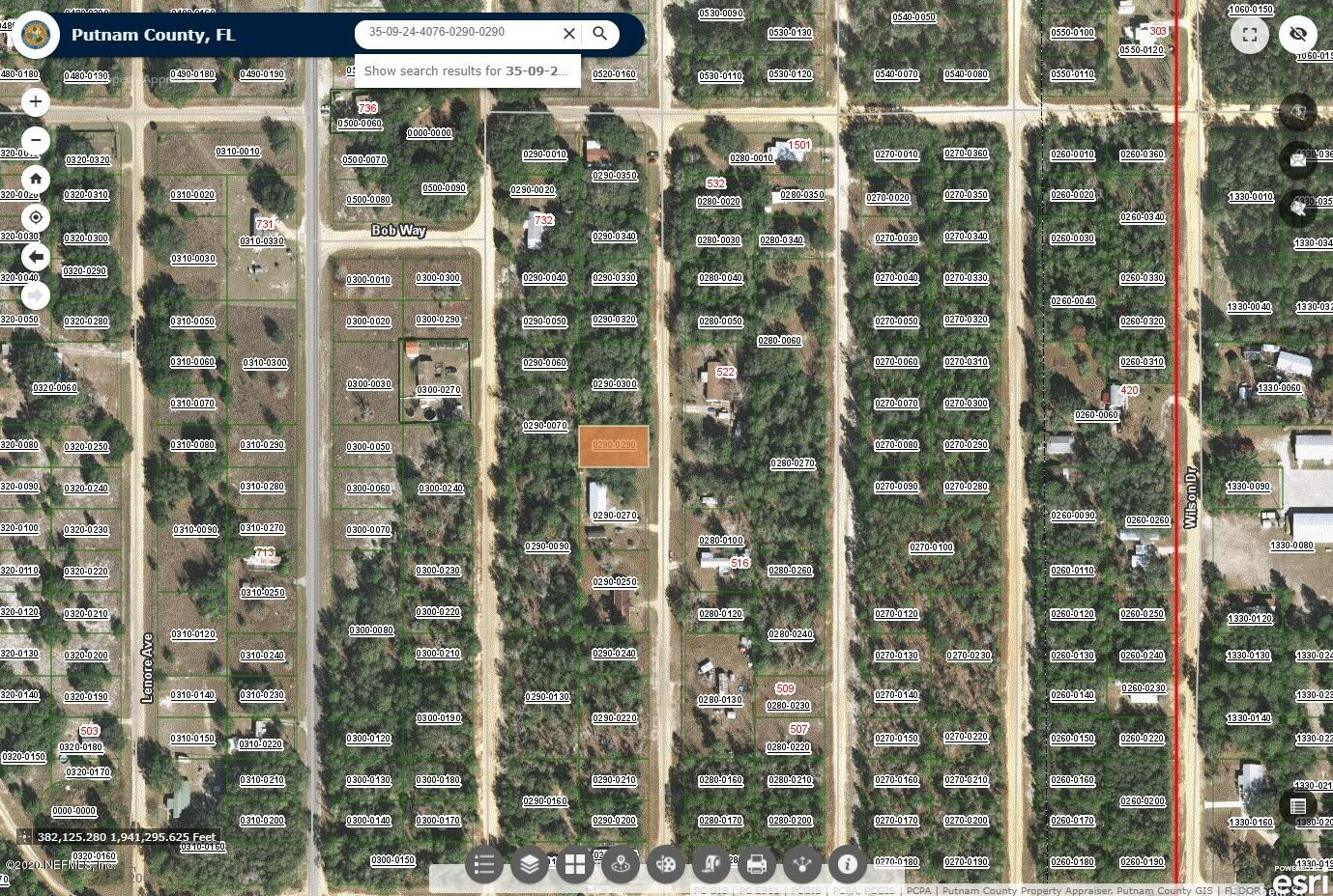 0000 OFARRELL, INTERLACHEN, FLORIDA 32148, ,Vacant land,For sale,OFARRELL,1080595
