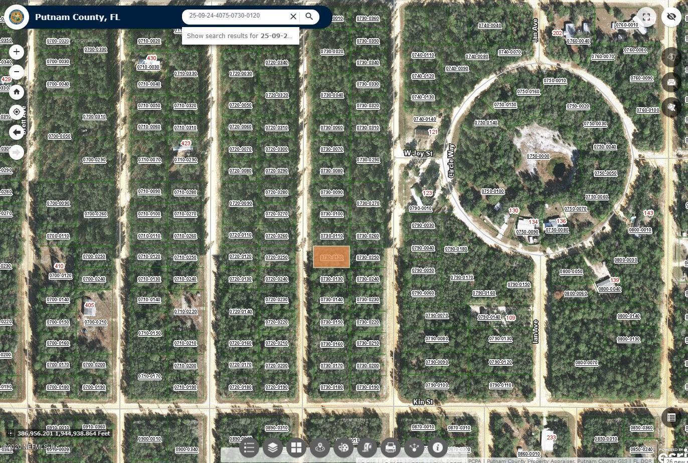 00 DEL MONACO, INTERLACHEN, FLORIDA 32148, ,Vacant land,For sale,DEL MONACO,1080623