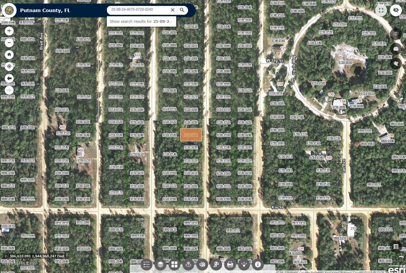 000 DEL MONACO, INTERLACHEN, FLORIDA 32148, ,Vacant land,For sale,DEL MONACO,1080634
