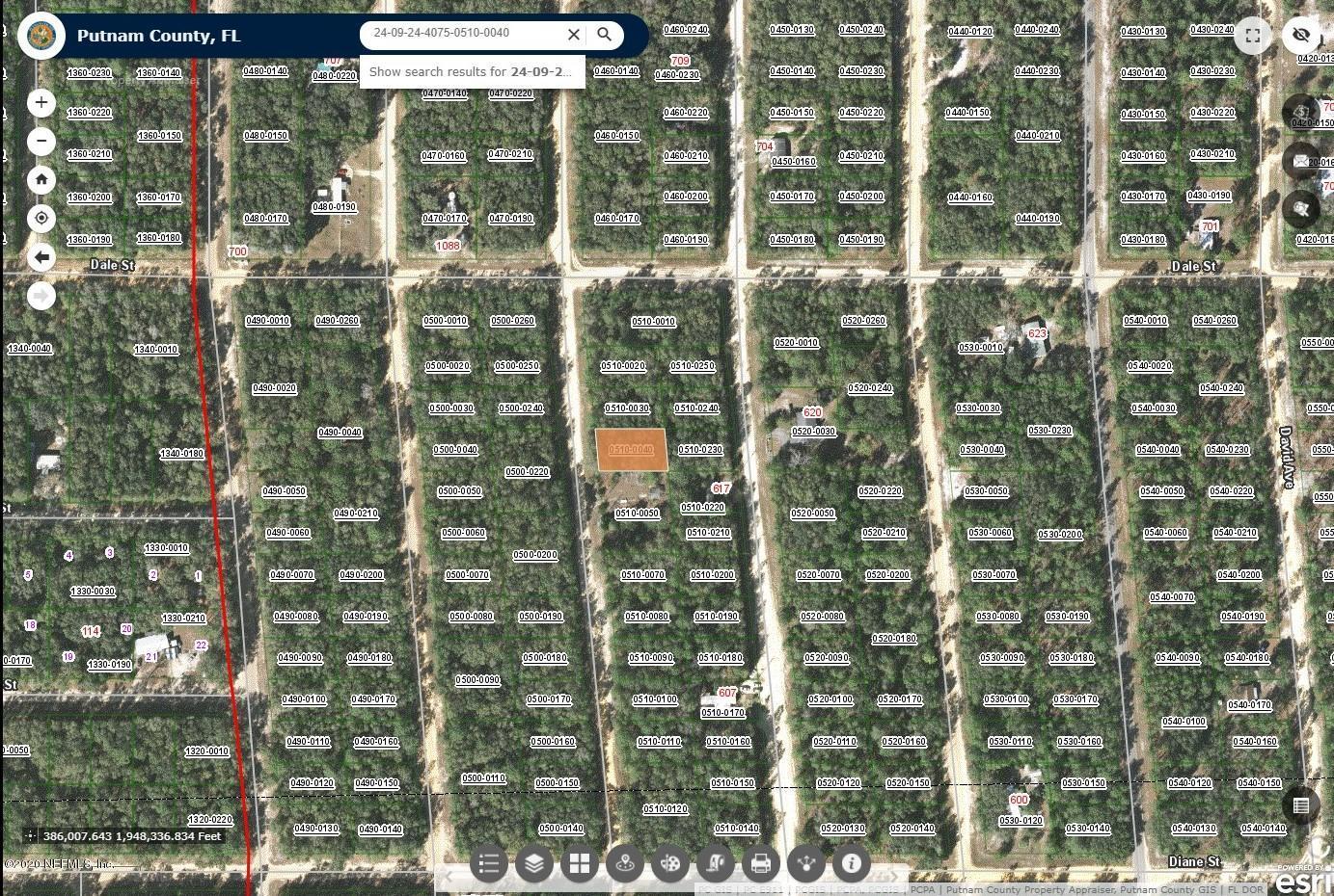 0 NEILSEN, INTERLACHEN, FLORIDA 32148, ,Vacant land,For sale,NEILSEN,1080648