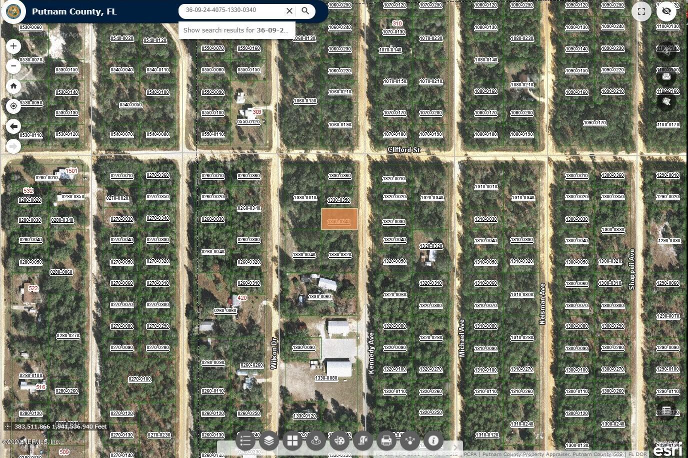 0000 KENNEDY, INTERLACHEN, FLORIDA 32148, ,Vacant land,For sale,KENNEDY,1080658