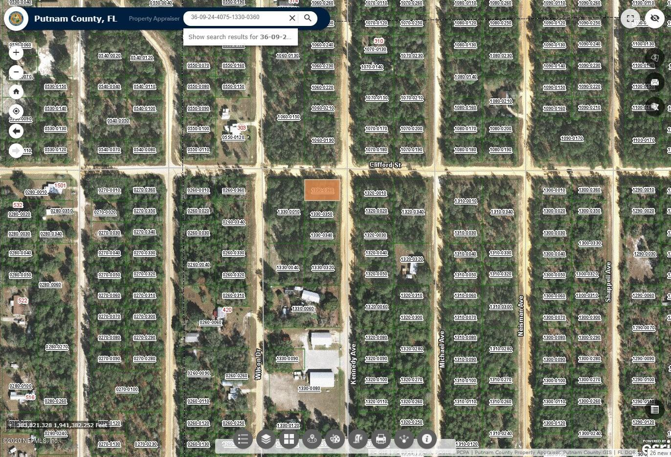 00000 KENNEDY, INTERLACHEN, FLORIDA 32148, ,Vacant land,For sale,KENNEDY,1080666