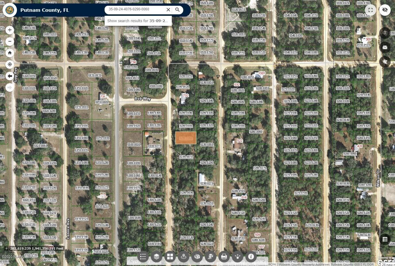 0 KITTY, INTERLACHEN, FLORIDA 32148, ,Vacant land,For sale,KITTY,1080695