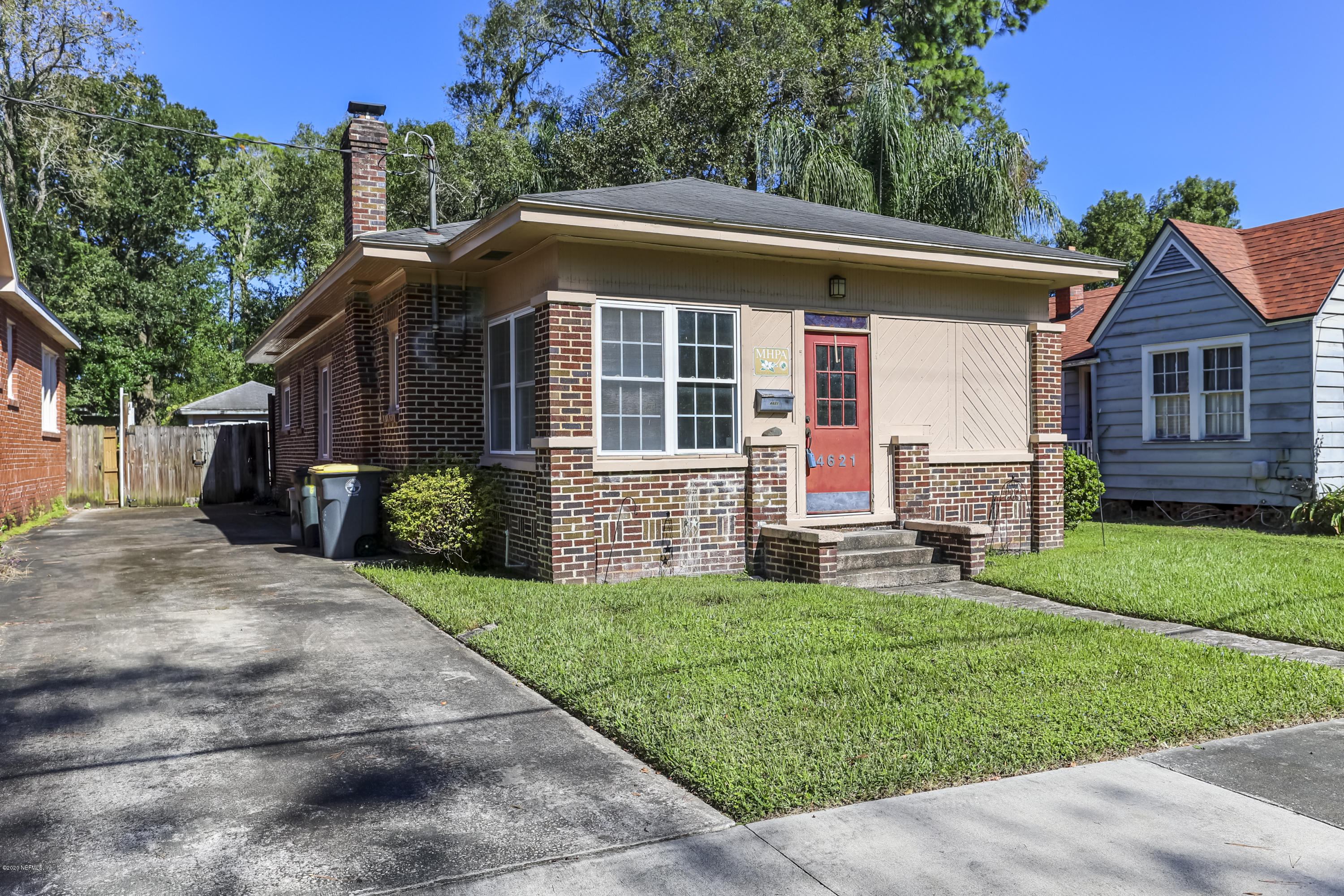 4621 ASTRAL, JACKSONVILLE, FLORIDA 32205, 3 Bedrooms Bedrooms, ,1 BathroomBathrooms,Residential,For sale,ASTRAL,1080706