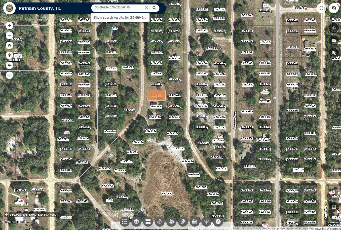 000 SHEILA, INTERLACHEN, FLORIDA 32148, ,Vacant land,For sale,SHEILA,1080703