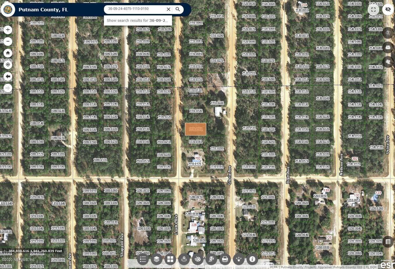00 LOUISE, INTERLACHEN, FLORIDA 32148, ,Vacant land,For sale,LOUISE,1080710