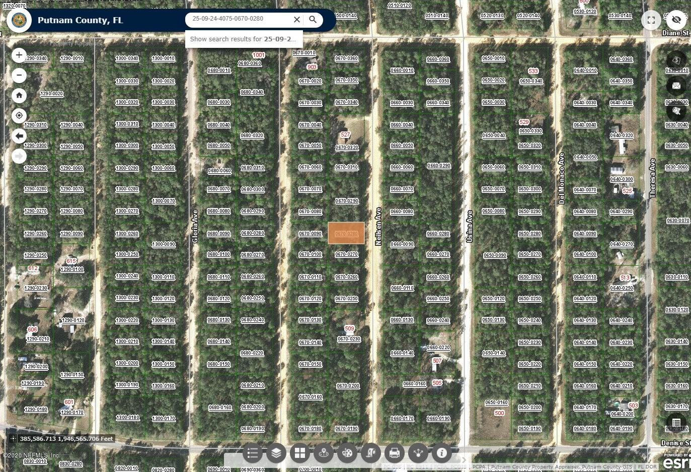 00000 NEILSEN, INTERLACHEN, FLORIDA 32148, ,Vacant land,For sale,NEILSEN,1080711