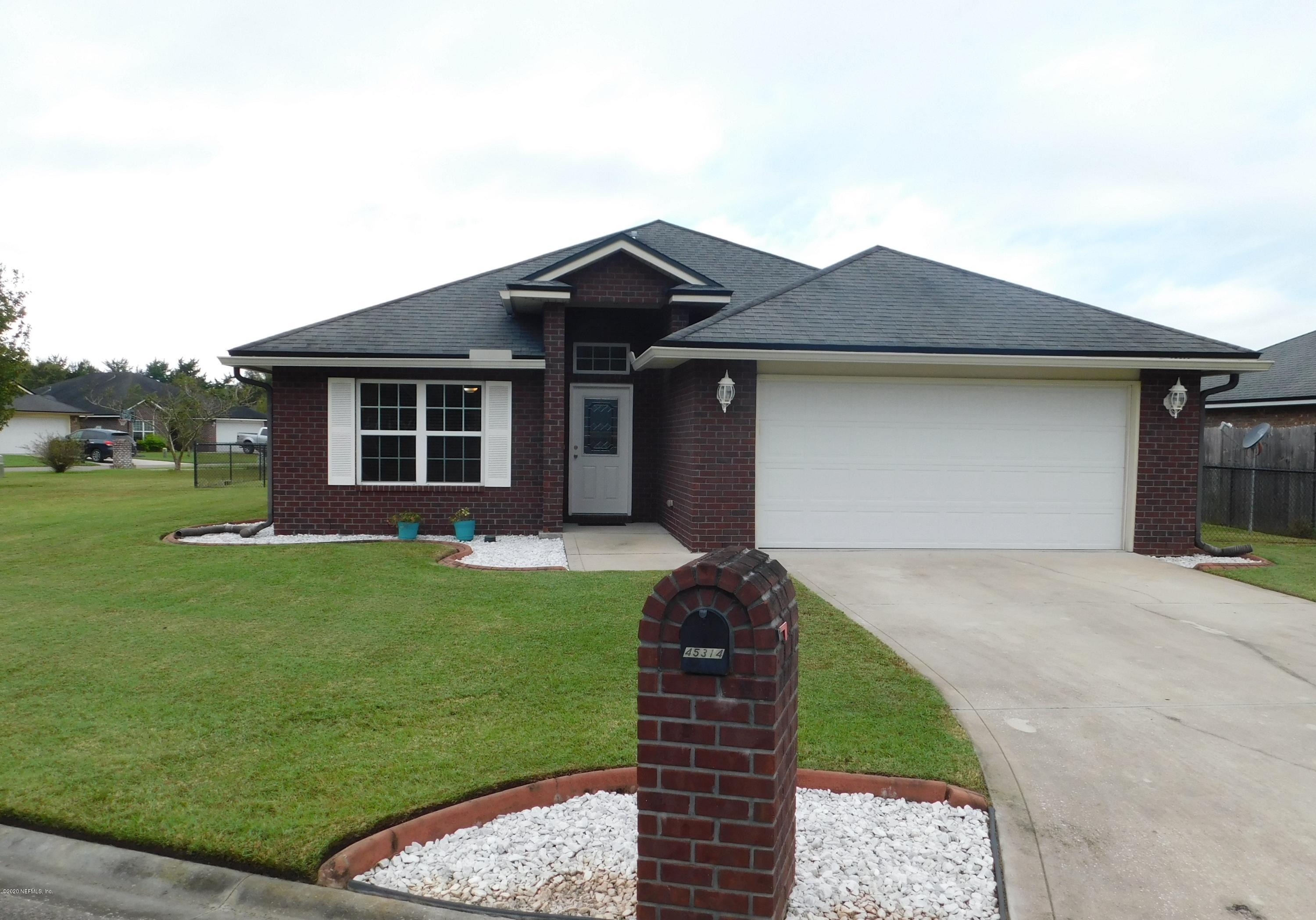45314 WEAVER, CALLAHAN, FLORIDA 32011, 3 Bedrooms Bedrooms, ,2 BathroomsBathrooms,Residential,For sale,WEAVER,1080951