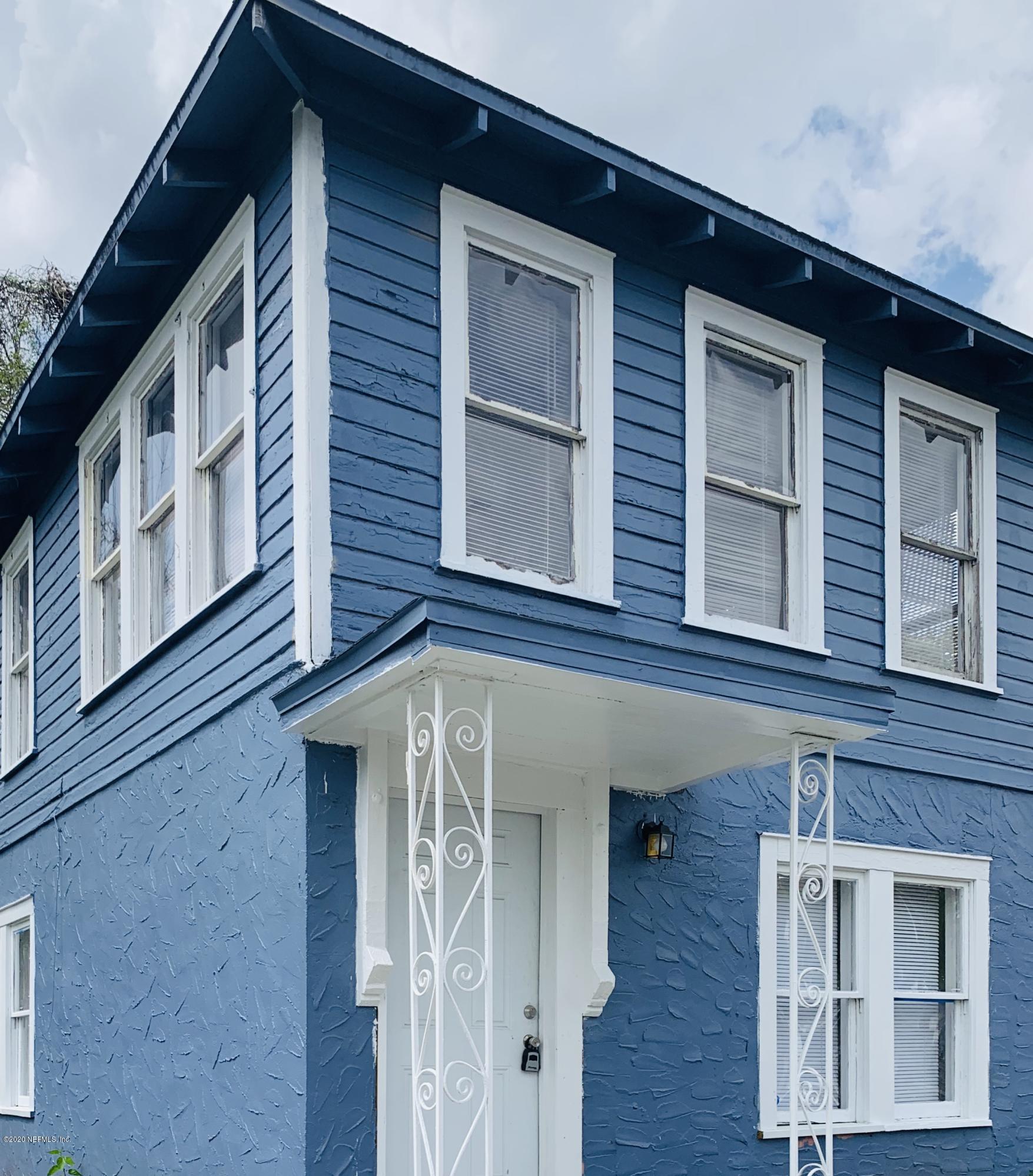 910 TYLER, JACKSONVILLE, FLORIDA 32209, 2 Bedrooms Bedrooms, ,1 BathroomBathrooms,Residential,For sale,TYLER,1080834