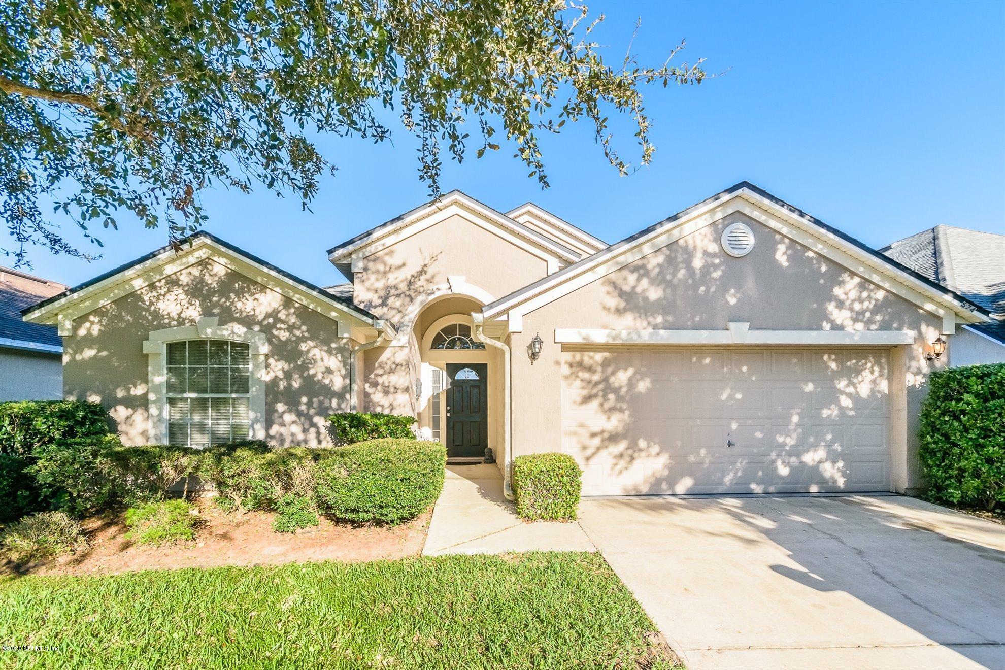 574 LONGMILL, ORANGE PARK, FLORIDA 32065, 3 Bedrooms Bedrooms, ,2 BathroomsBathrooms,Residential,For sale,LONGMILL,1080856