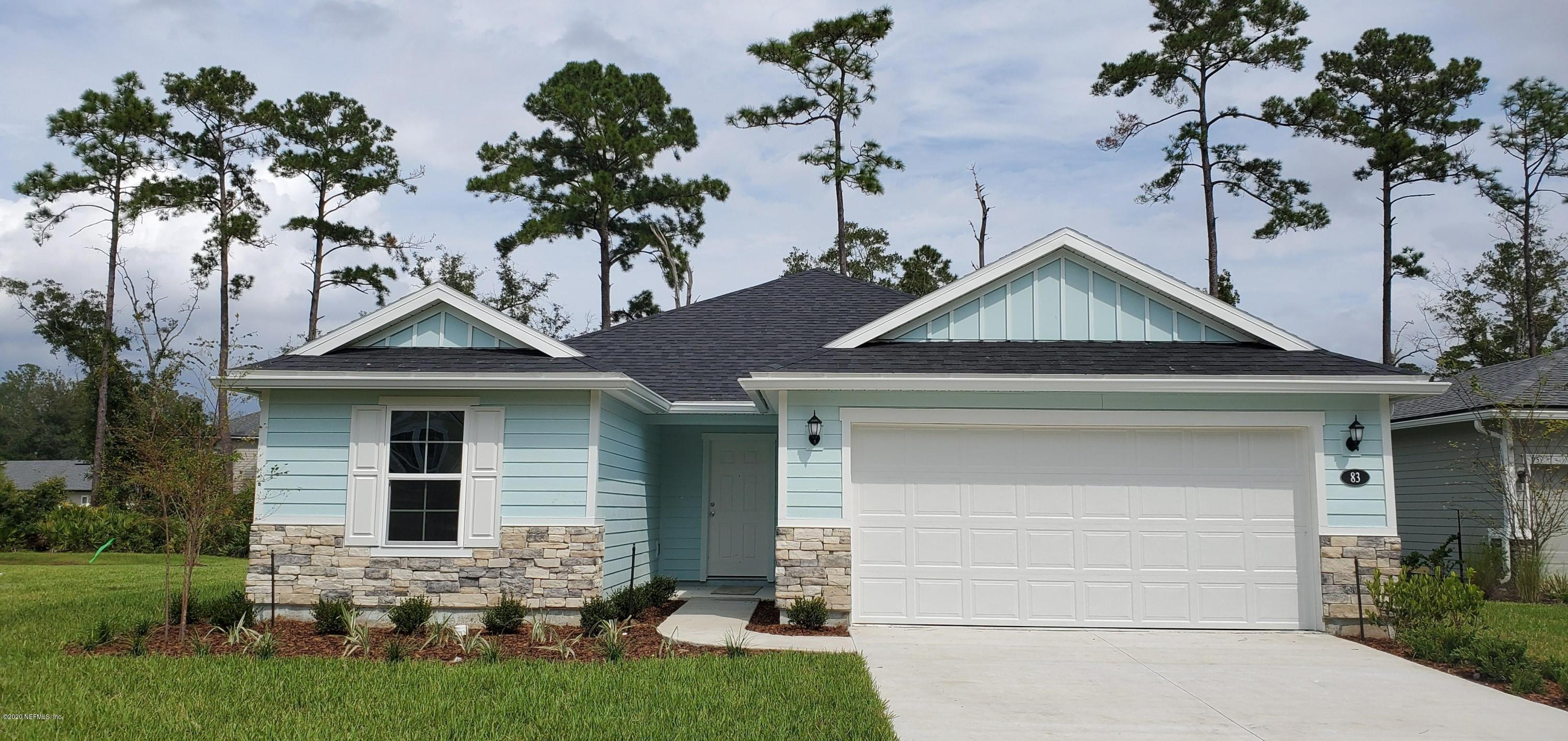 83 RITTBURN, ST JOHNS, FLORIDA 32259, 3 Bedrooms Bedrooms, ,2 BathroomsBathrooms,Residential,For sale,RITTBURN,1080973