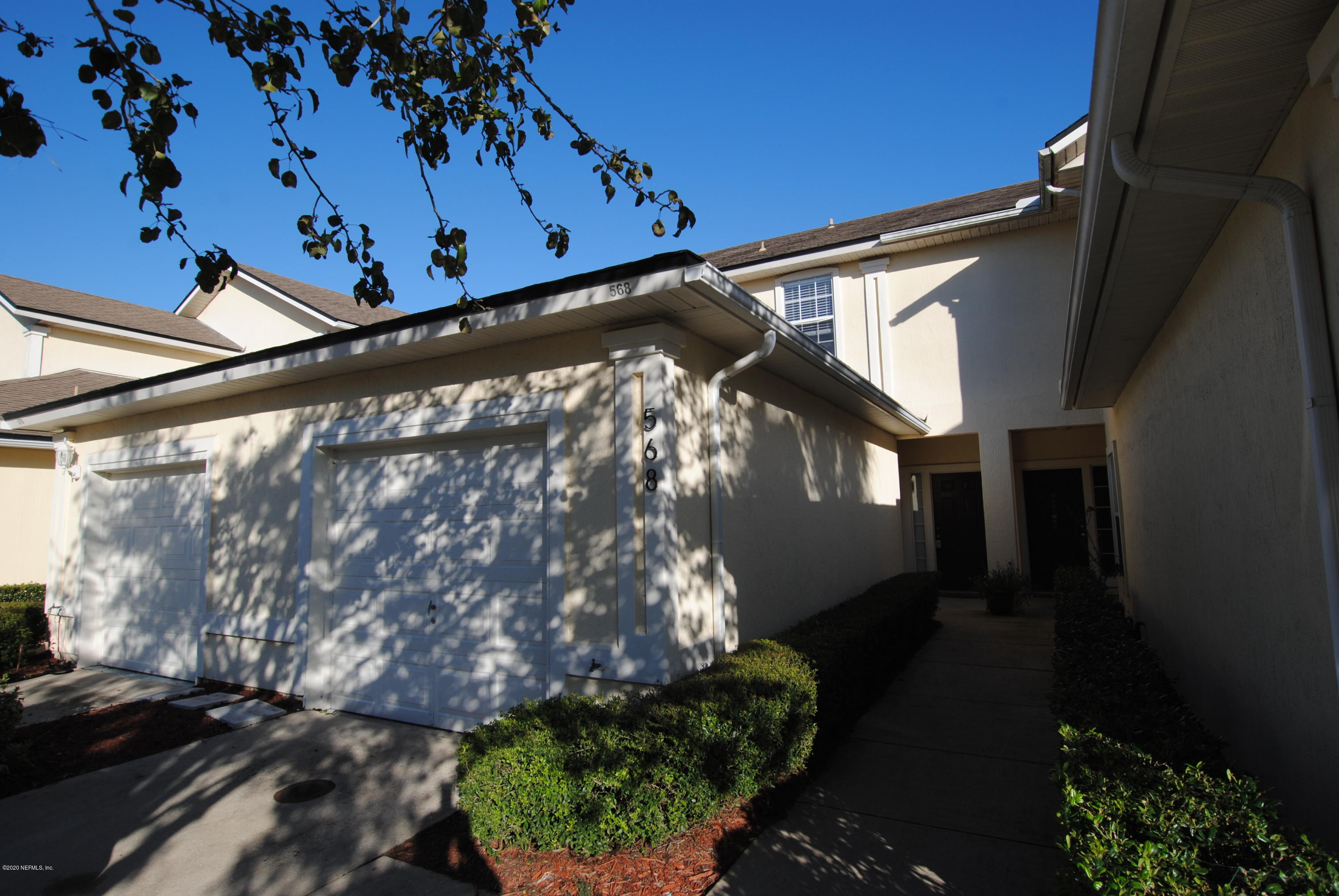 568 SOUTHBRANCH, JACKSONVILLE, FLORIDA 32259, 2 Bedrooms Bedrooms, ,2 BathroomsBathrooms,Rental,For Rent,SOUTHBRANCH,1081171