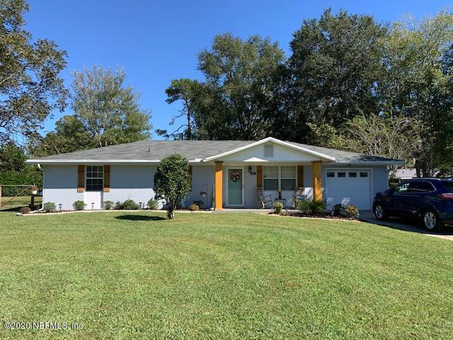 877 JACQUELINE, MACCLENNY, FLORIDA 32063, 4 Bedrooms Bedrooms, ,2 BathroomsBathrooms,Residential,For sale,JACQUELINE,1080751