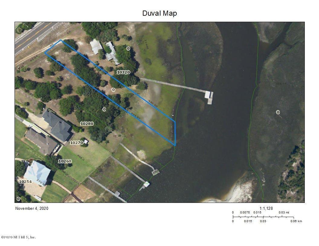 10304 HECKSCHER, JACKSONVILLE, FLORIDA 32226, ,Vacant land,For sale,HECKSCHER,1081322