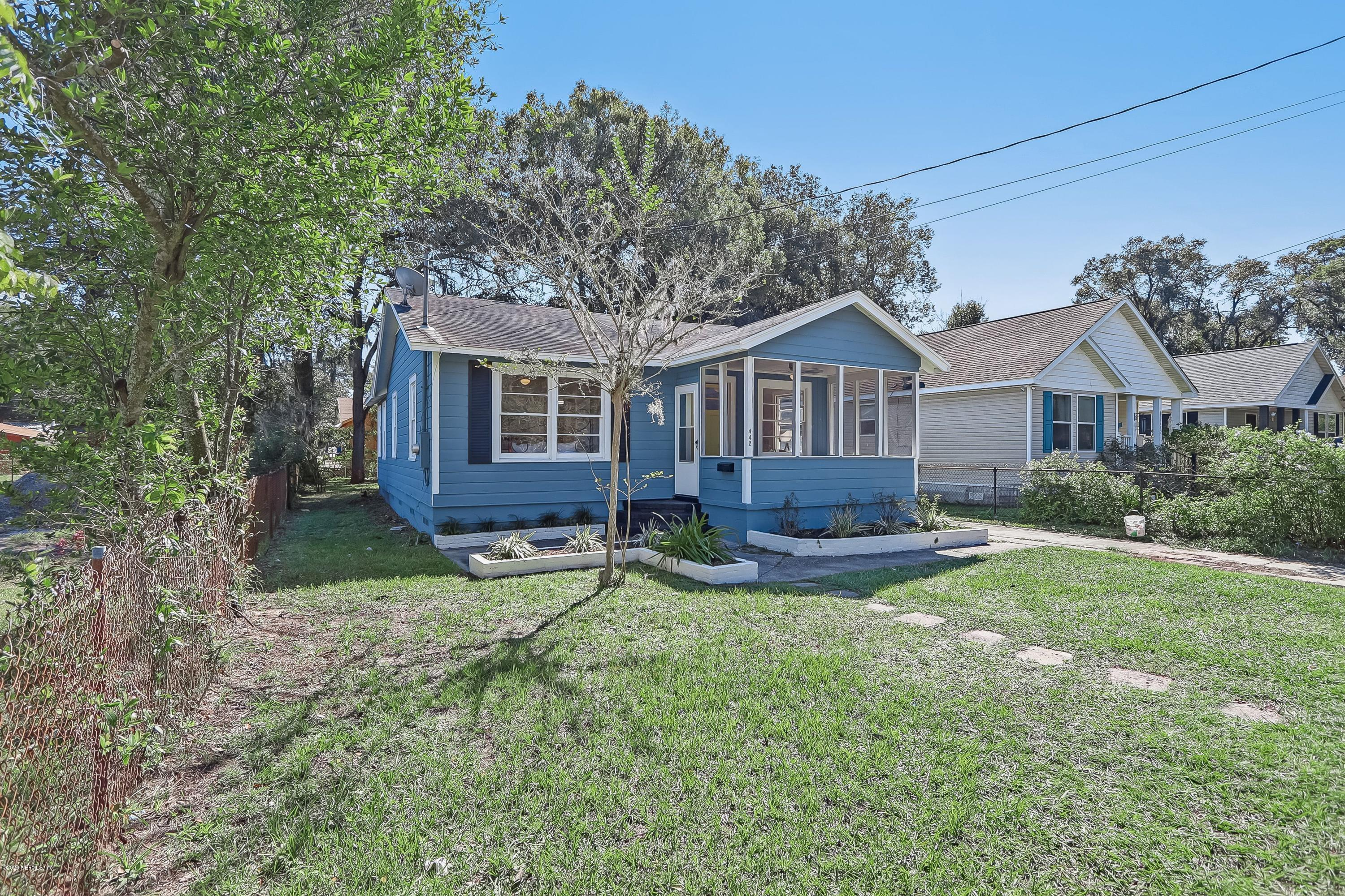 442 61ST, JACKSONVILLE, FLORIDA 32208, 3 Bedrooms Bedrooms, ,1 BathroomBathrooms,Residential,For sale,61ST,1081369