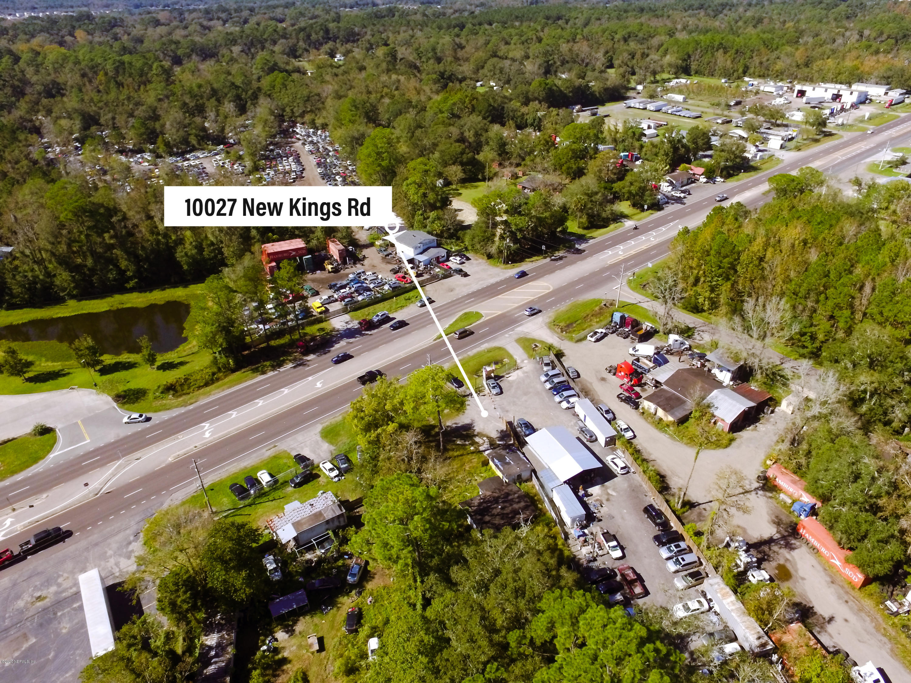 10027 NEW KINGS, JACKSONVILLE, FLORIDA 32219, ,Vacant land,For sale,NEW KINGS,1081399