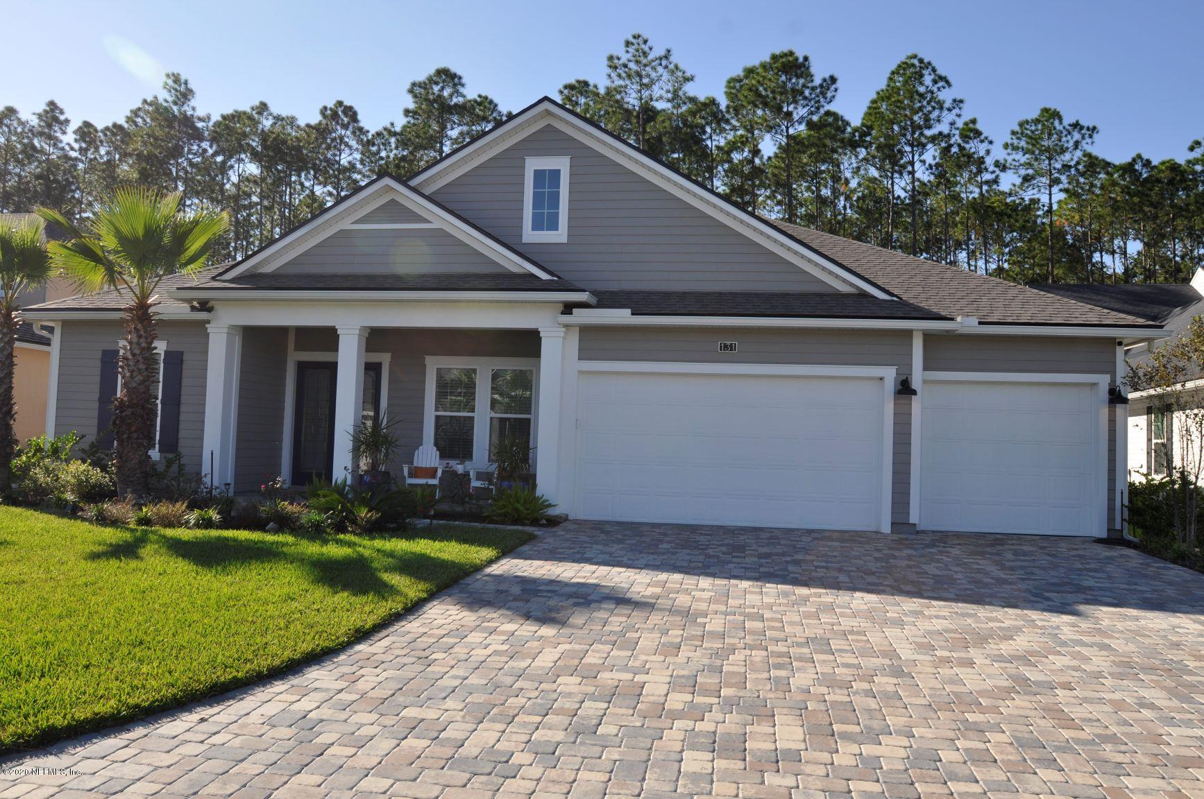 131 COPPINGER, ST JOHNS, FLORIDA 32259, 4 Bedrooms Bedrooms, ,4 BathroomsBathrooms,Residential,For sale,COPPINGER,1081849
