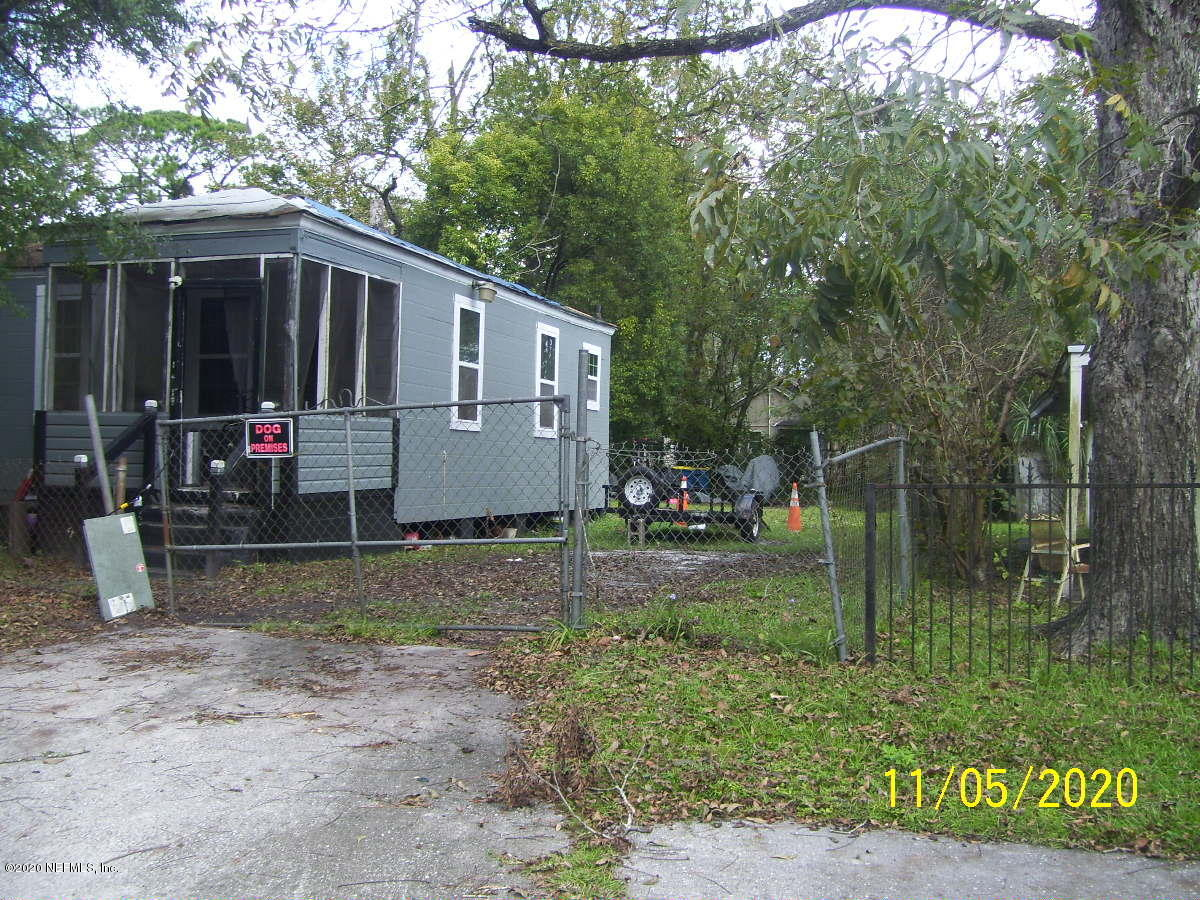 2113 40TH, JACKSONVILLE, FLORIDA 32209, 3 Bedrooms Bedrooms, ,1 BathroomBathrooms,Investment / MultiFamily,For sale,40TH,1081357