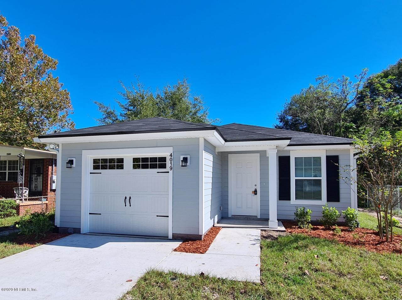 4019 MARLO, JACKSONVILLE, FLORIDA 32209, 3 Bedrooms Bedrooms, ,2 BathroomsBathrooms,Rental,For Rent,MARLO,1081587