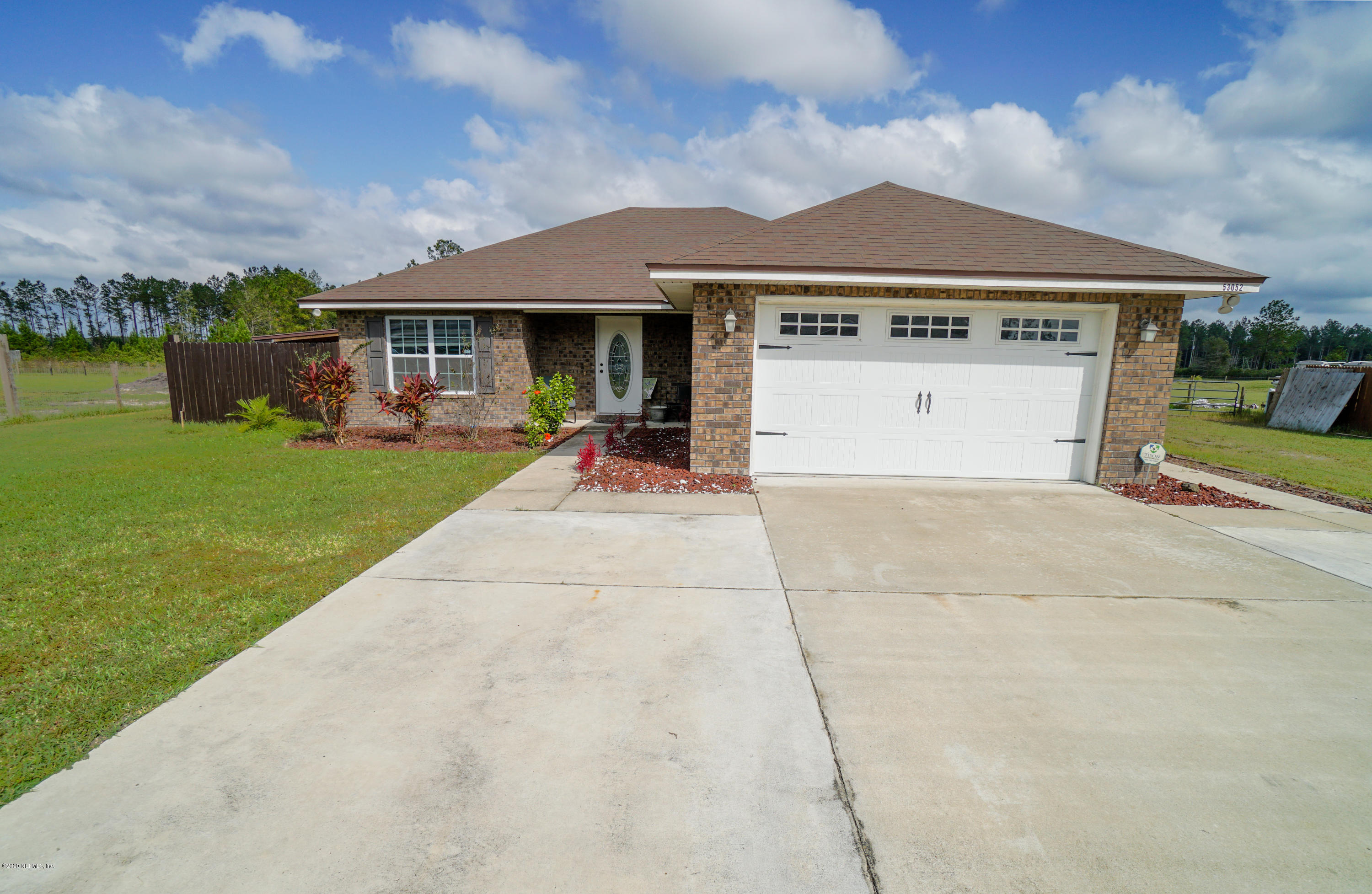 53052 EQUESTRIAN, CALLAHAN, FLORIDA 32011, 3 Bedrooms Bedrooms, ,2 BathroomsBathrooms,Residential,For sale,EQUESTRIAN,1081600