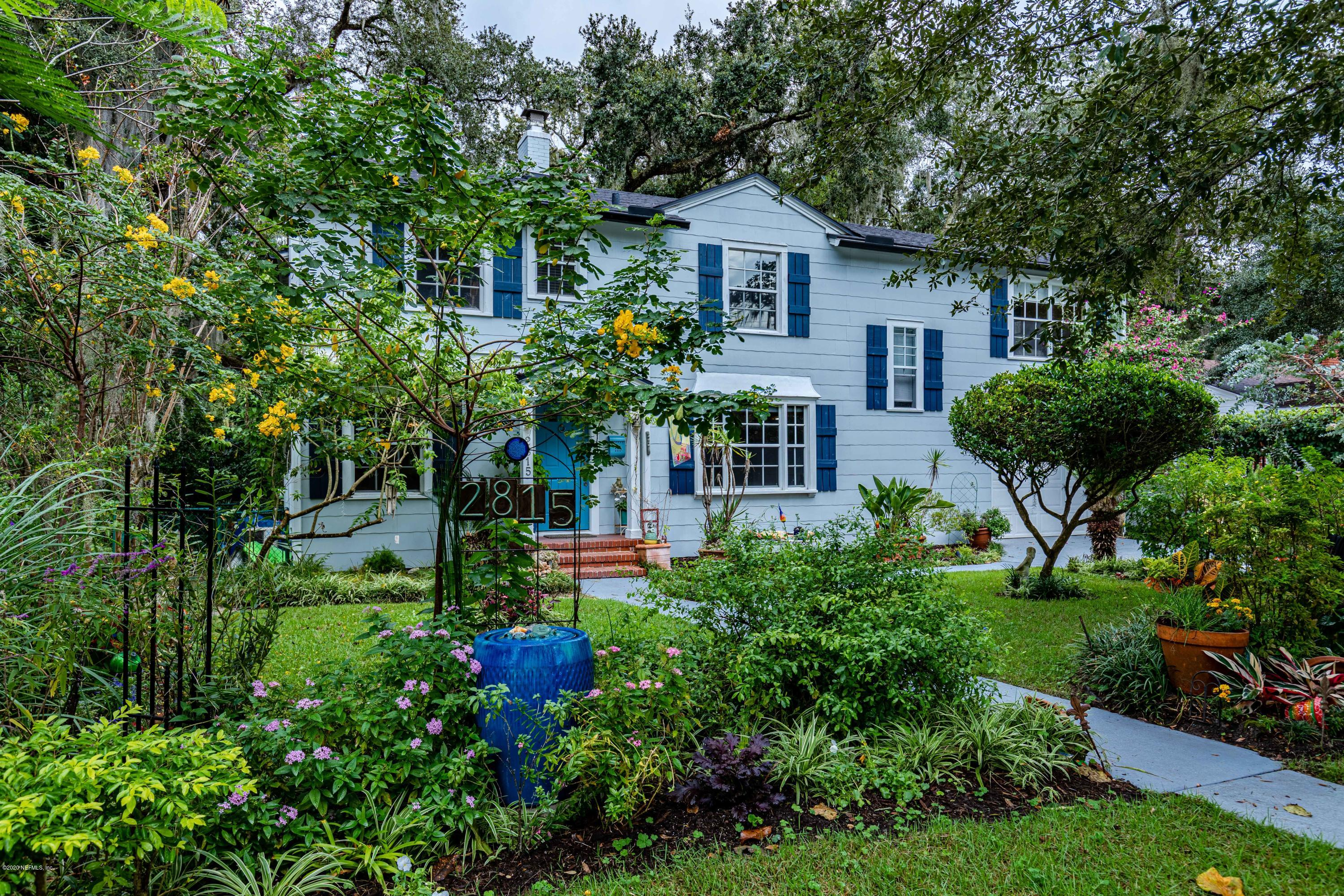 2815 CORINTHIAN, JACKSONVILLE, FLORIDA 32210, 4 Bedrooms Bedrooms, ,2 BathroomsBathrooms,Residential,For sale,CORINTHIAN,1081389
