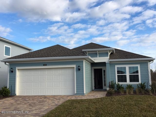 262 SAINT VINCENT, ST AUGUSTINE, FLORIDA 32092, 3 Bedrooms Bedrooms, ,2 BathroomsBathrooms,Residential,For sale,SAINT VINCENT,1081863