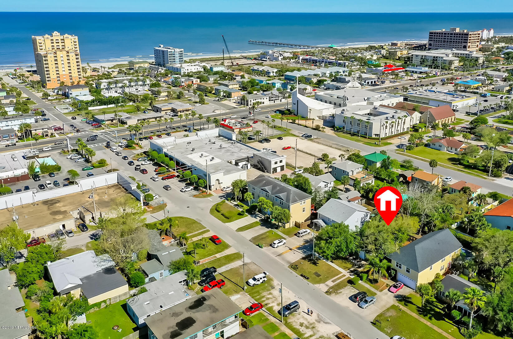 422 9TH, JACKSONVILLE BEACH, FLORIDA 32250, 2 Bedrooms Bedrooms, ,1 BathroomBathrooms,Rental,For Rent,9TH,1081965