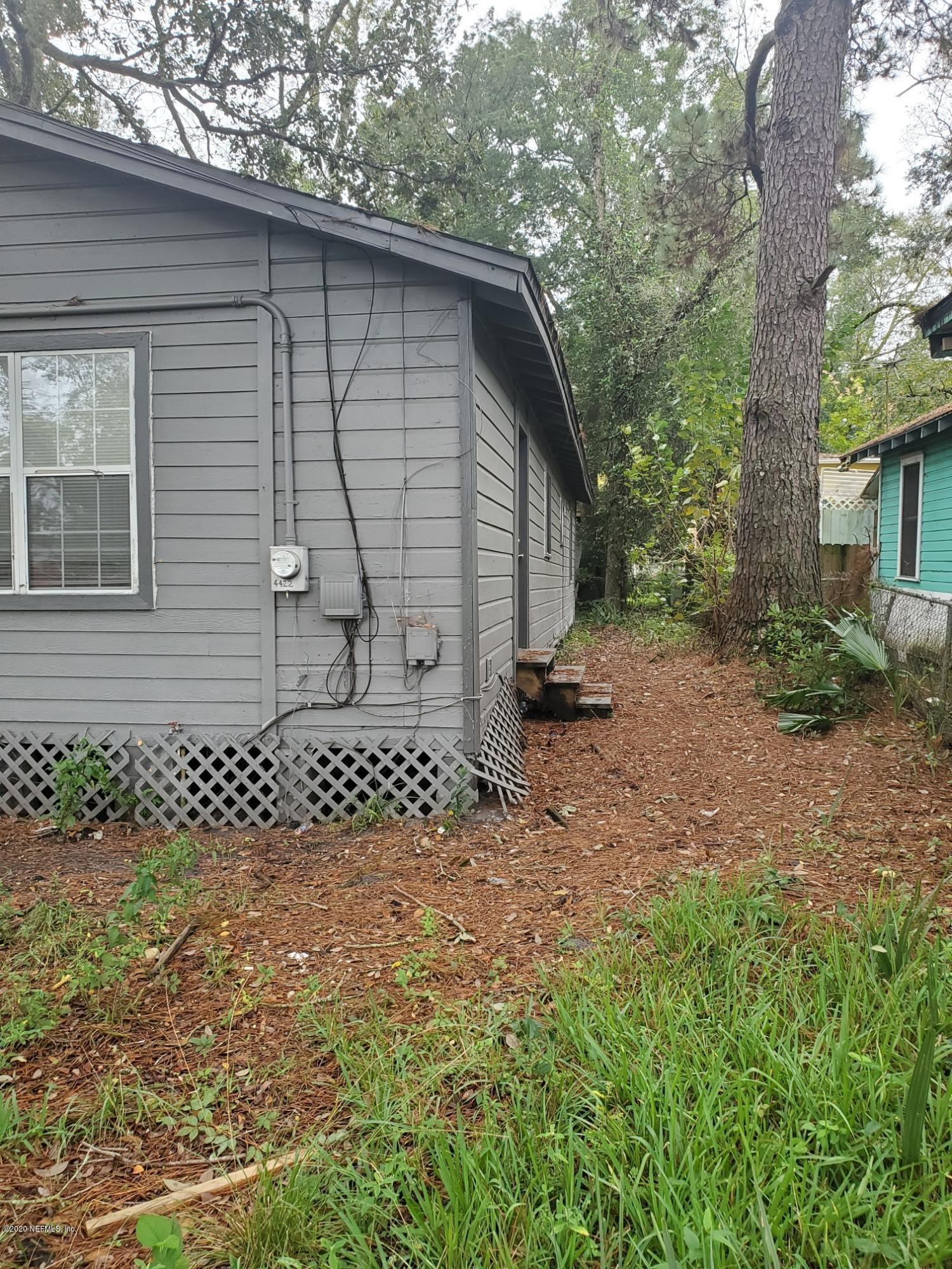 4422 WILSON, JACKSONVILLE, FLORIDA 32209, 3 Bedrooms Bedrooms, ,2 BathroomsBathrooms,Residential,For sale,WILSON,1082014