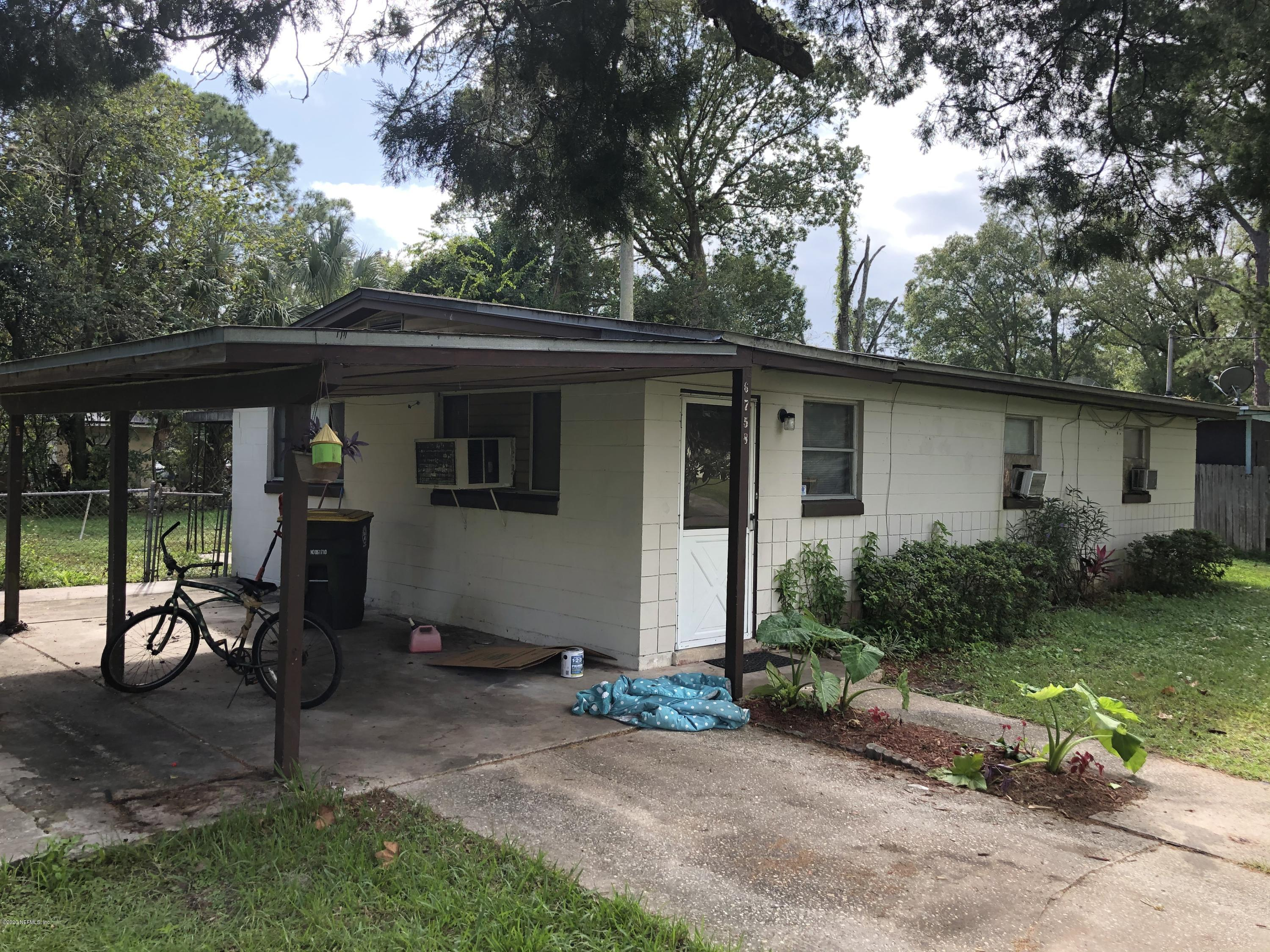 6758 MISS MUFFET, JACKSONVILLE, FLORIDA 32210, 3 Bedrooms Bedrooms, ,1 BathroomBathrooms,Residential,For sale,MISS MUFFET,1082067
